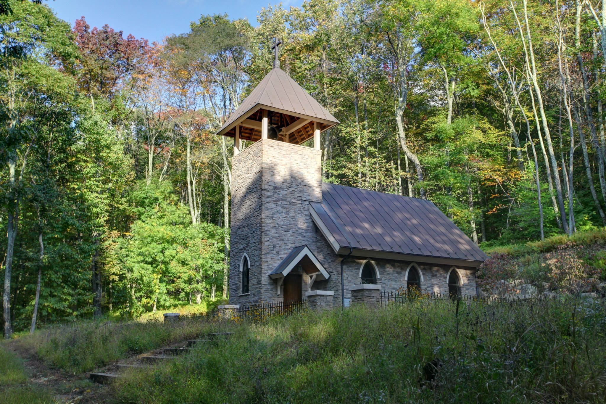 Amherst Chapel    |     Vesuvius, Virginia