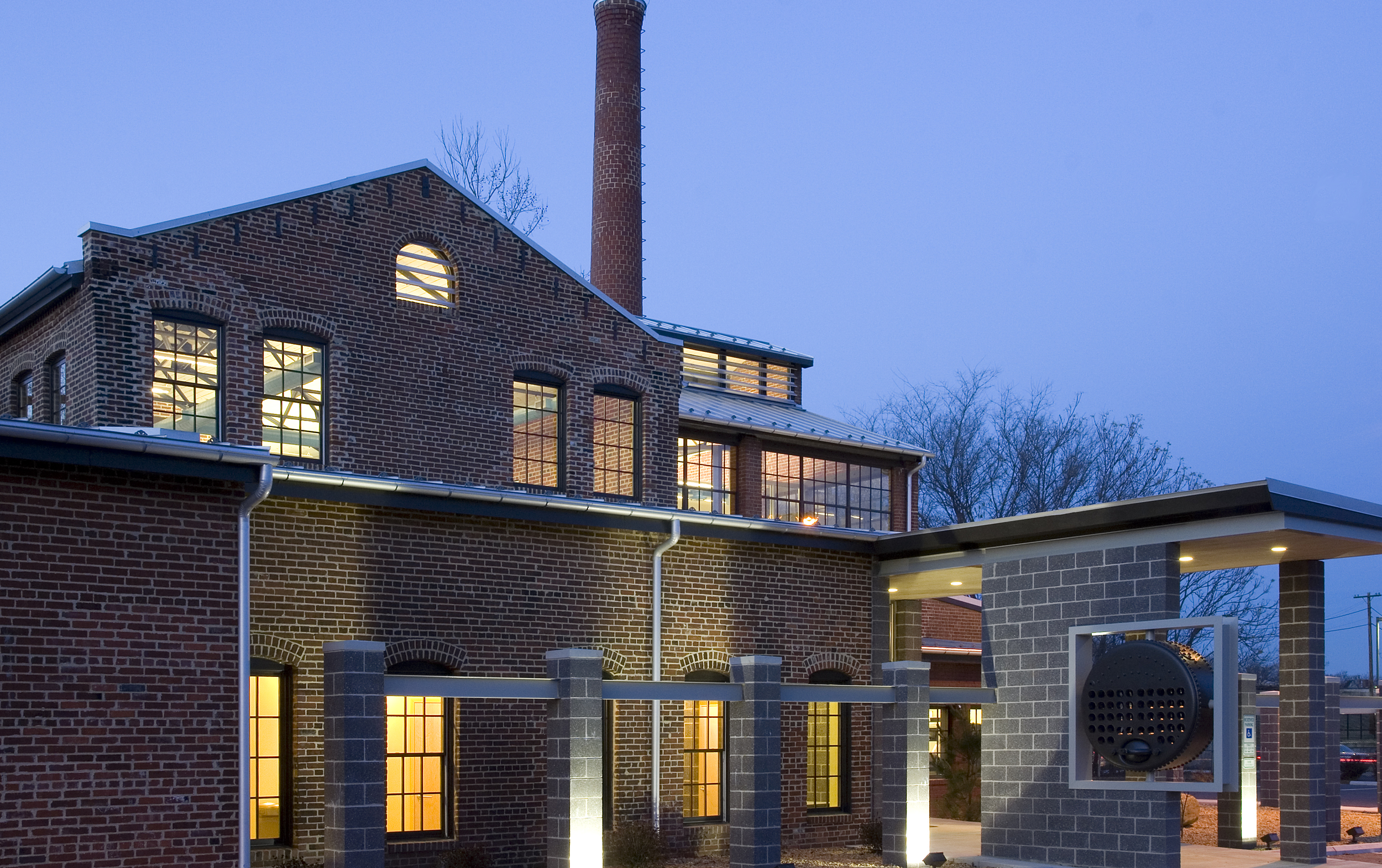The Old Gas Plant  | AIA James River, Merit Award