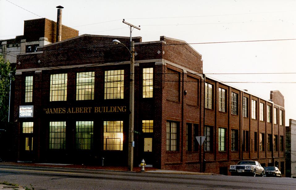 James Albert Building  | AIA Virginia Society, Design Award, Honor Award