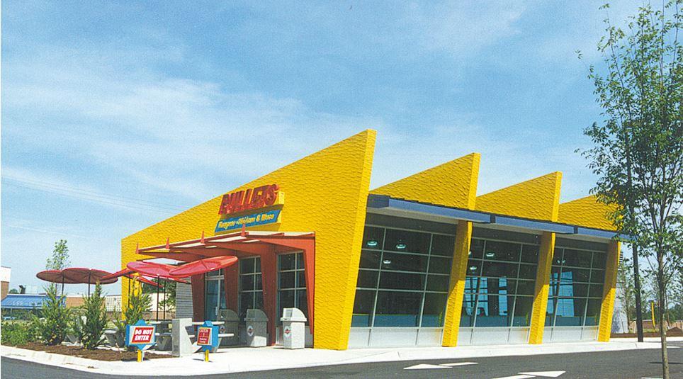 Bullet's Restaurant   | AIA James River, Merit Award