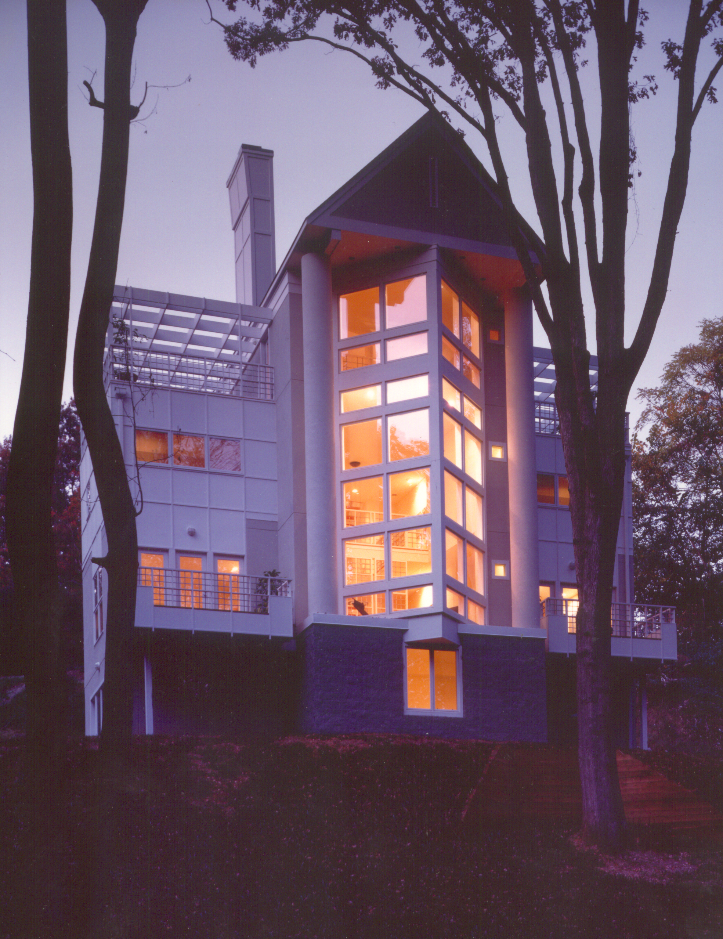 Rothsey Residence  | AIA James River, Design Award