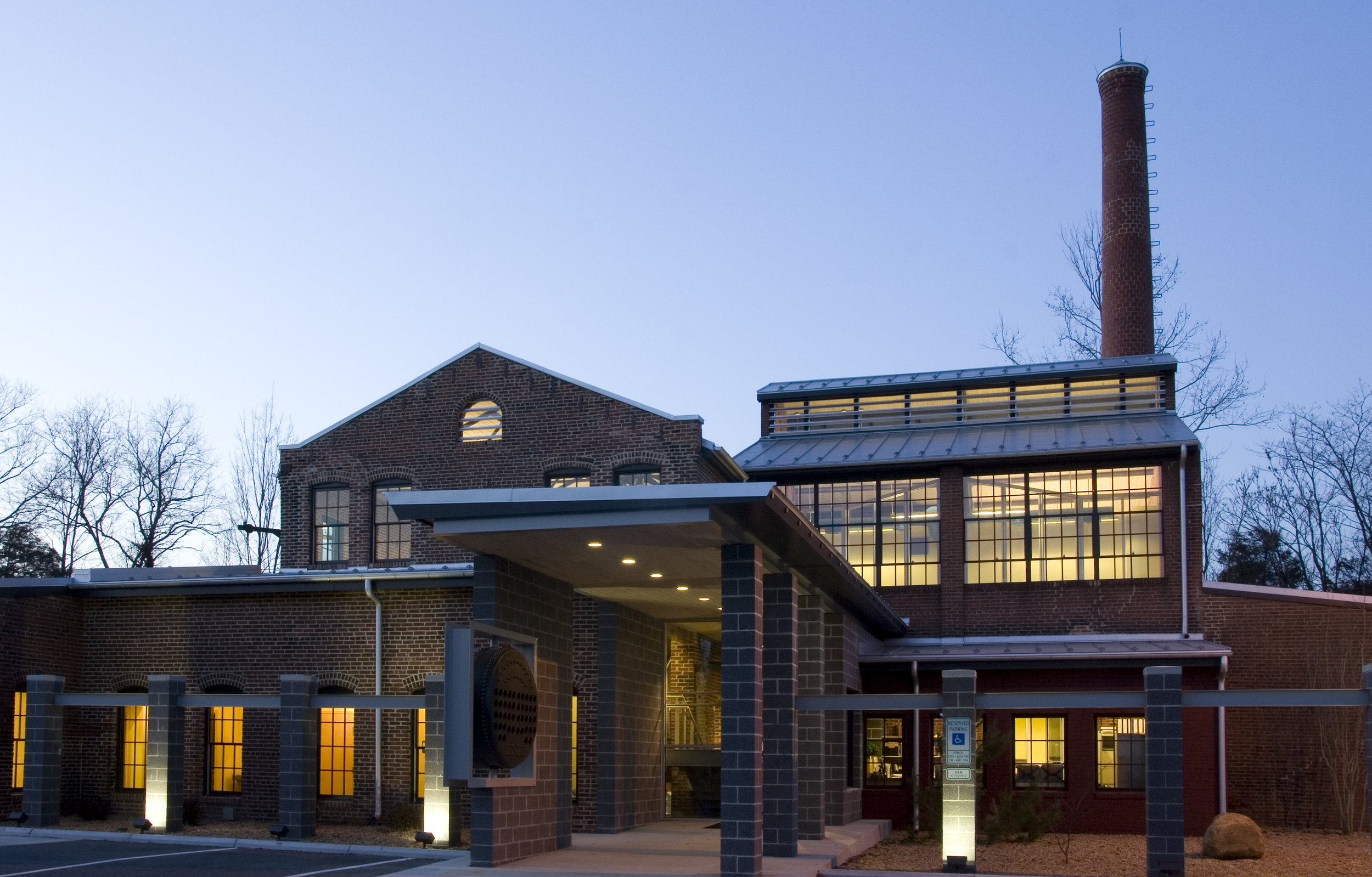 The Old Gas Plant   |  Richmond, Virginia