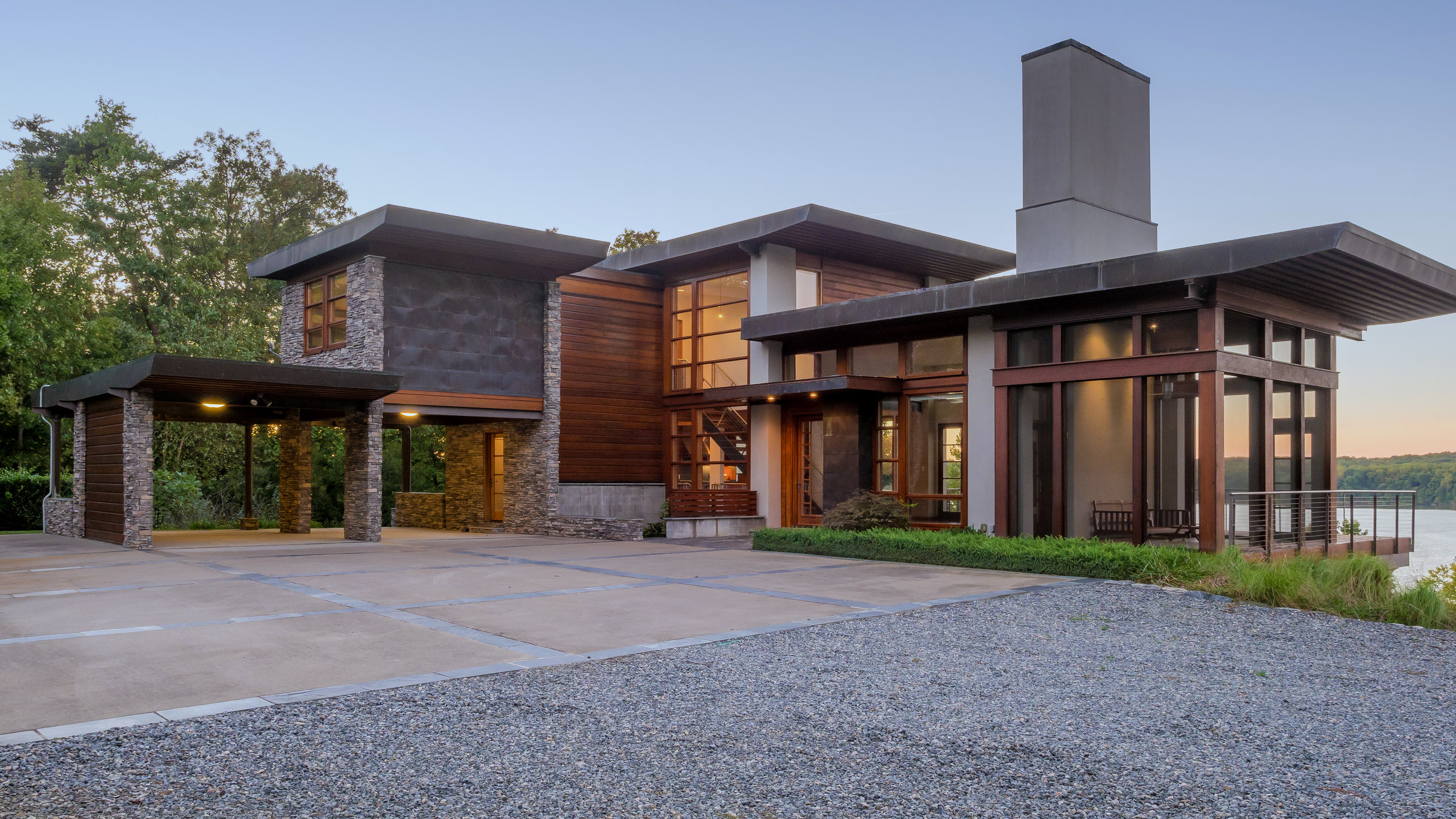 Potomac Creek Residence  | AIA Richmond, Honor Award