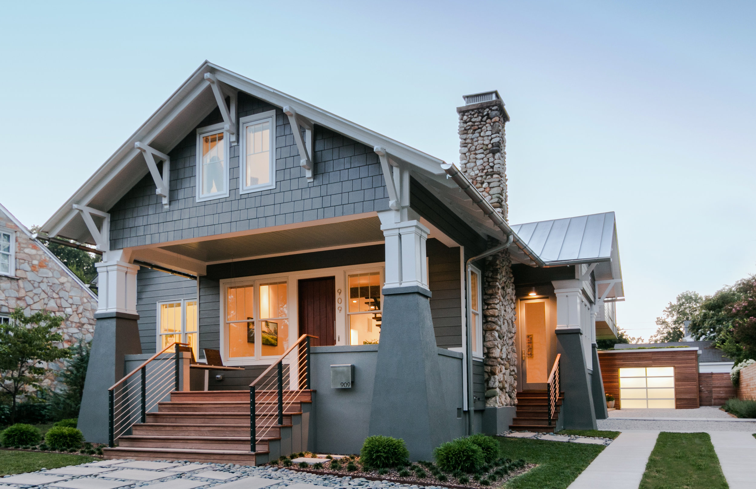 Cornell Street Residence  | AIA Richmond, Merit Award