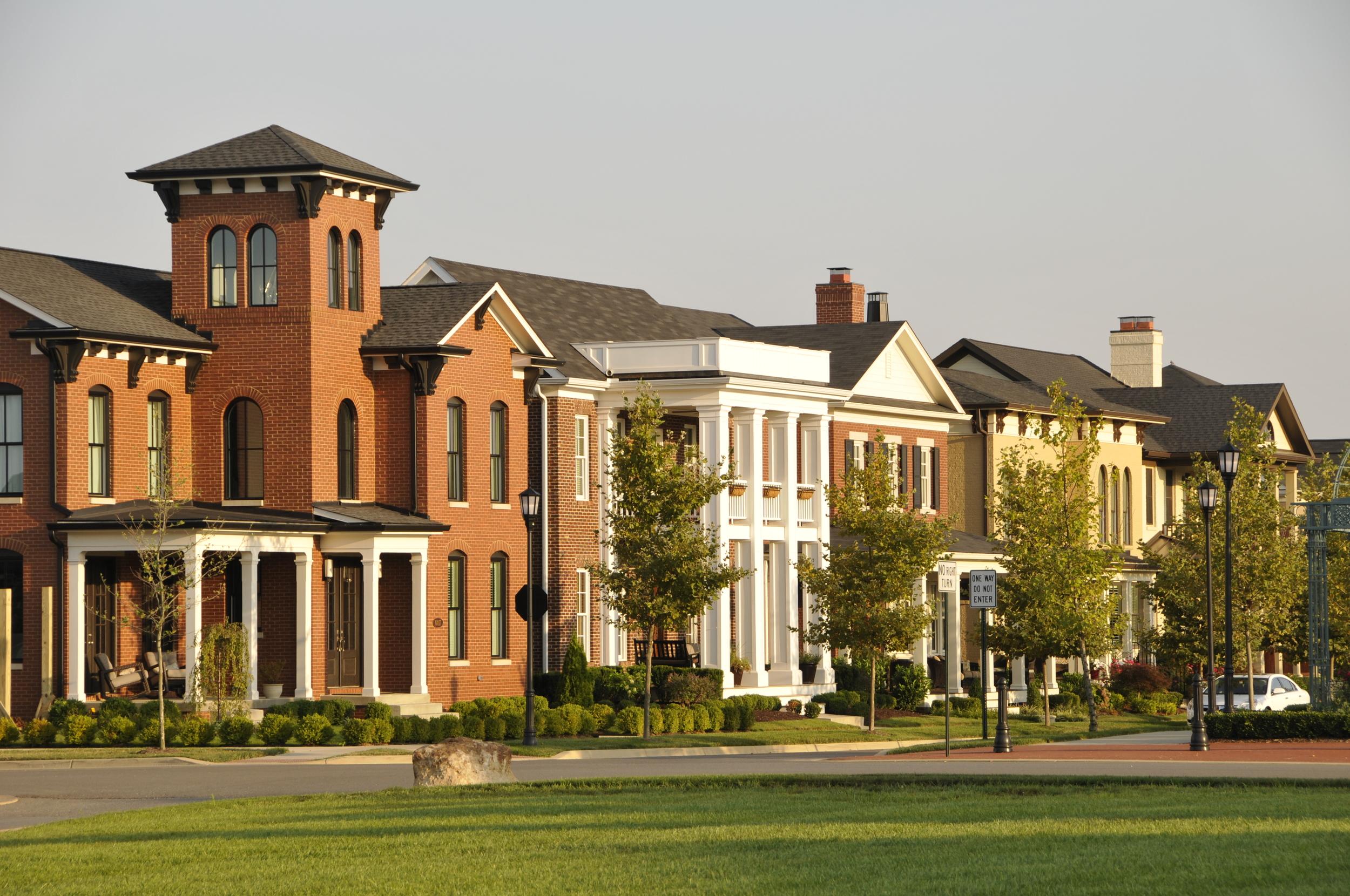 Towns, Villages, & Neighborhoods