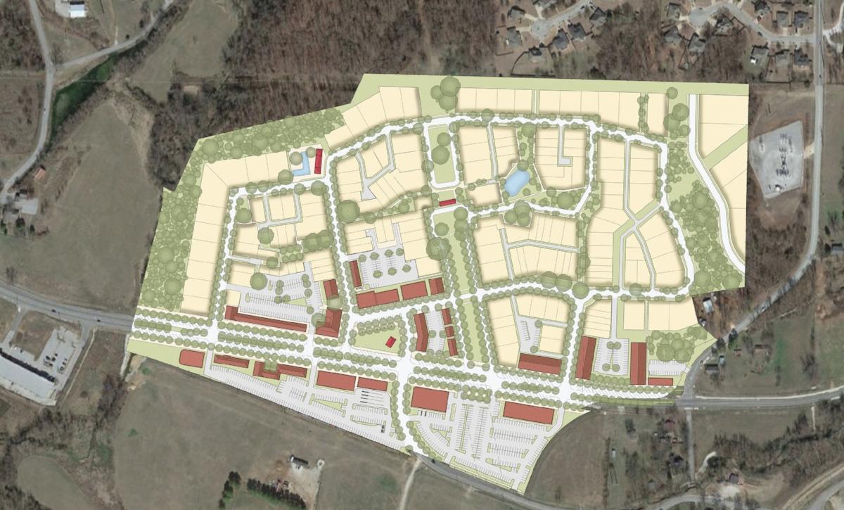Johnson Square Masterplan