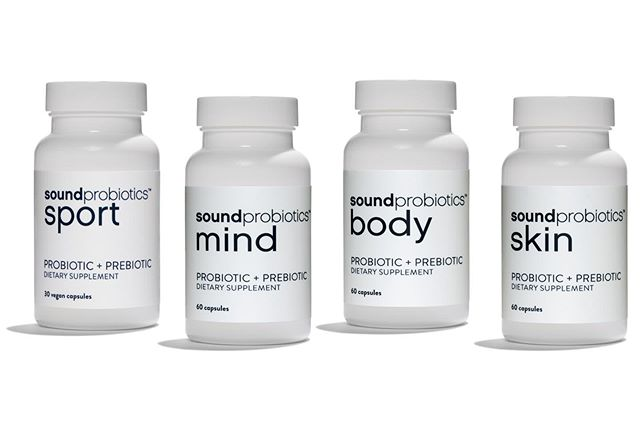 Did you know Sound Probiotics launched 3 new lines of probiotic + prebiotic formulas?! We heard your requests and recognized that we're more than just athletes looking to optimize our training and racing. Using the same scientific rigor that designed our Sport formula we created Sound Mind, Body, and Skin. Any of our formulas can be used together, so we encourage you to read more on our website where there is a 10% discount code available #probiotics #prebiotics #guthealth #nogutsnoglory