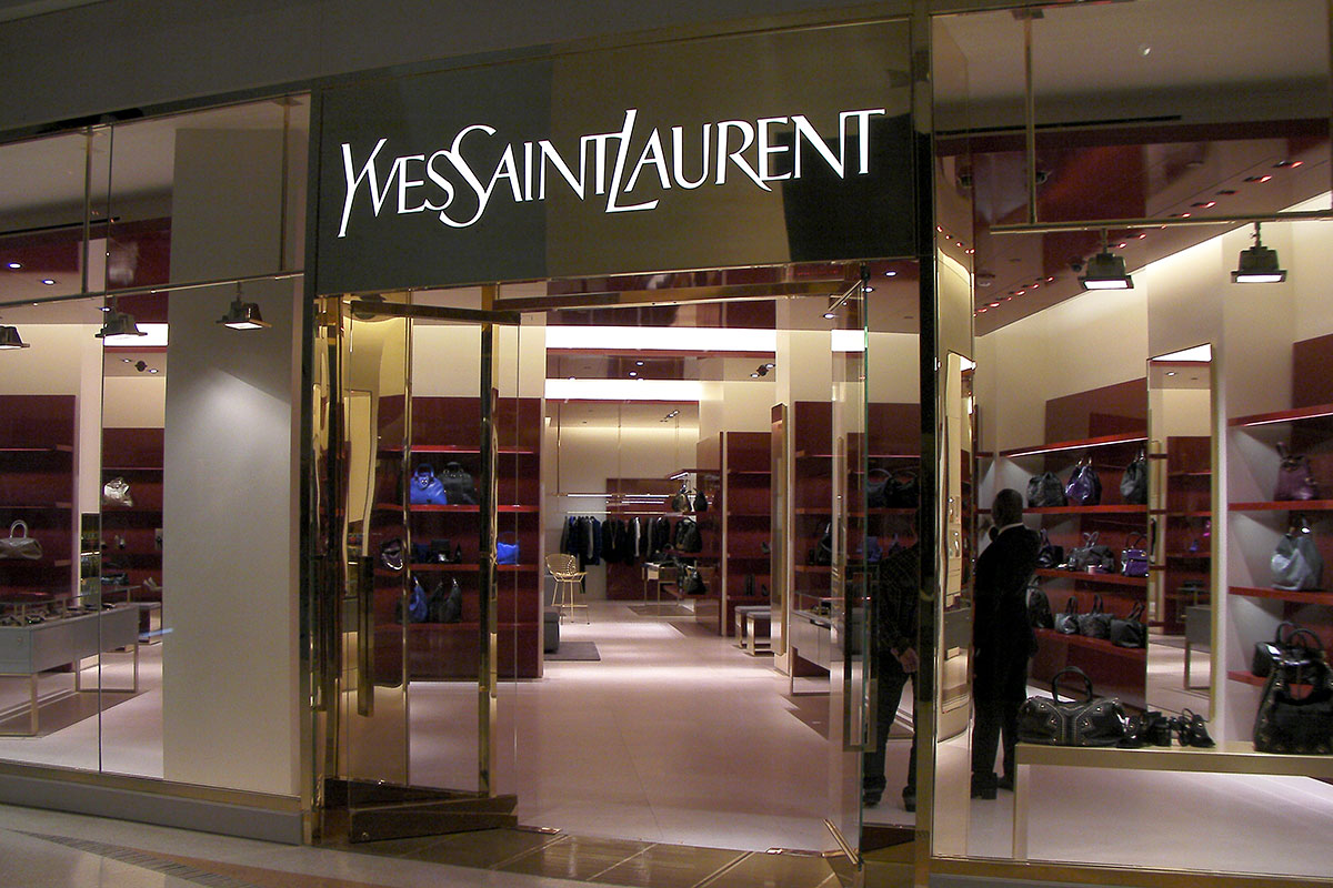 Yves Saint Laurent - Las Vegas