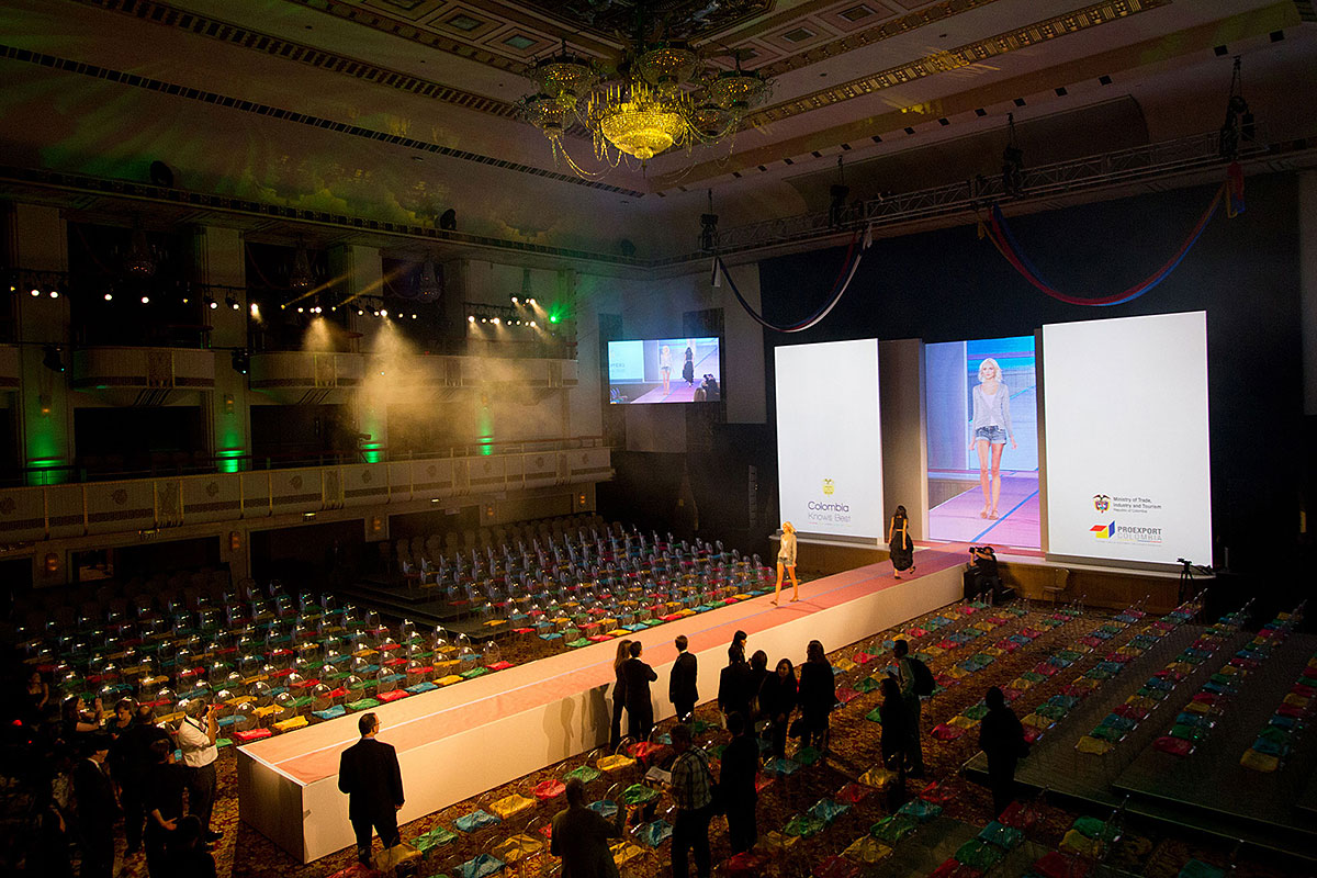 Colombia Export at Waldorf Astoria