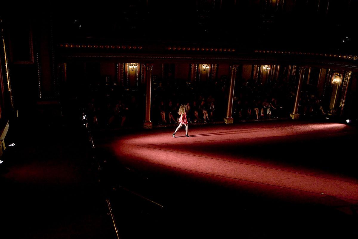 Katie Rodriguez Fashion Show