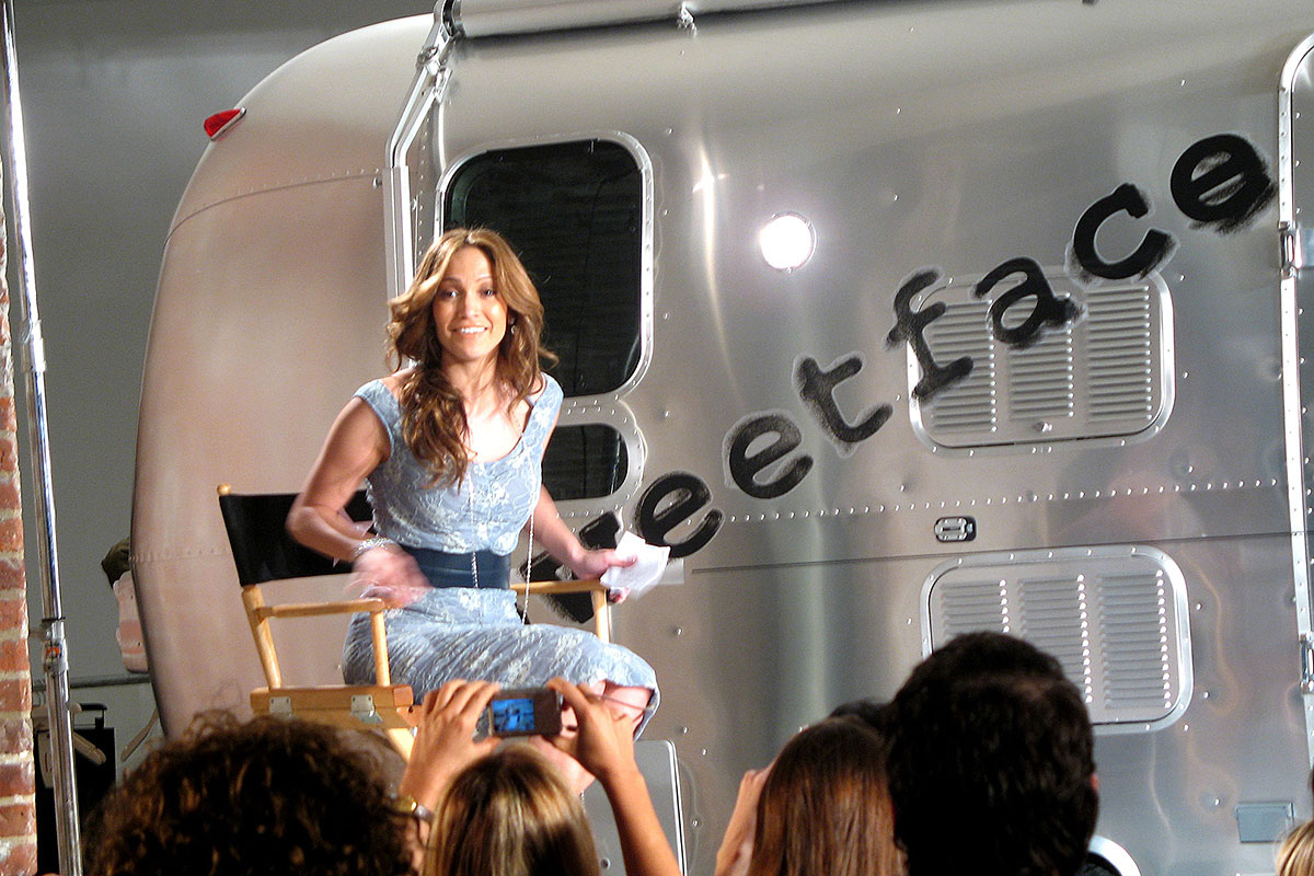 J-Lo Sweetface at Industria Studios