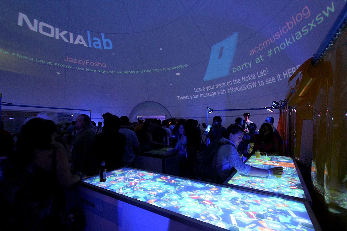 Nokia at SXSW 2012