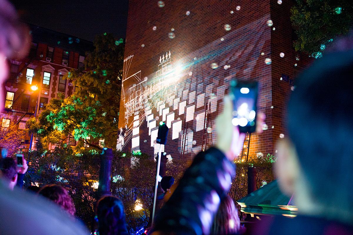 New York Festival of Light 2013