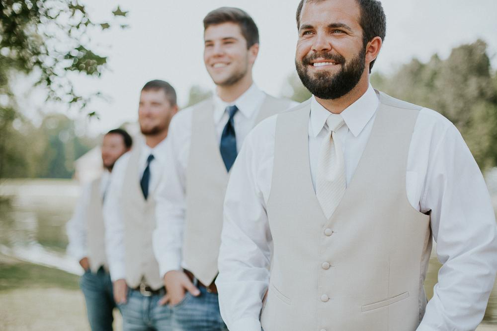 Memphis Wedding Photographer   Cedar Ridge Venue   Paragould, AR Wedding