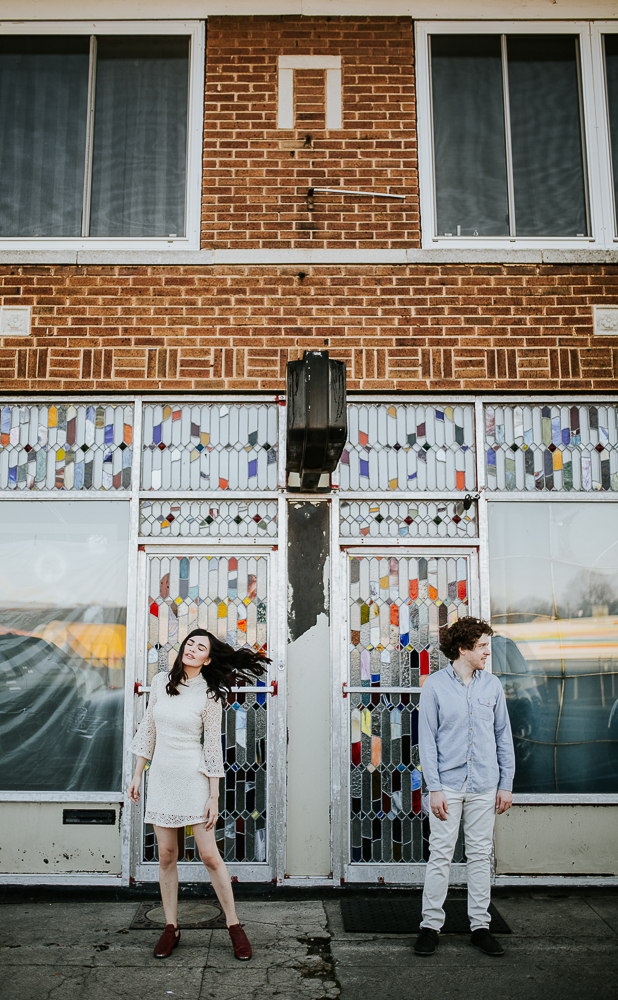 Memphis Wedding Photographer, Memphis wedding photography, Broad Avenue Arts District