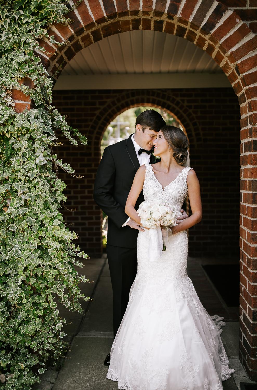 Memphis wedding photographer, Brooks Musuem Wedding