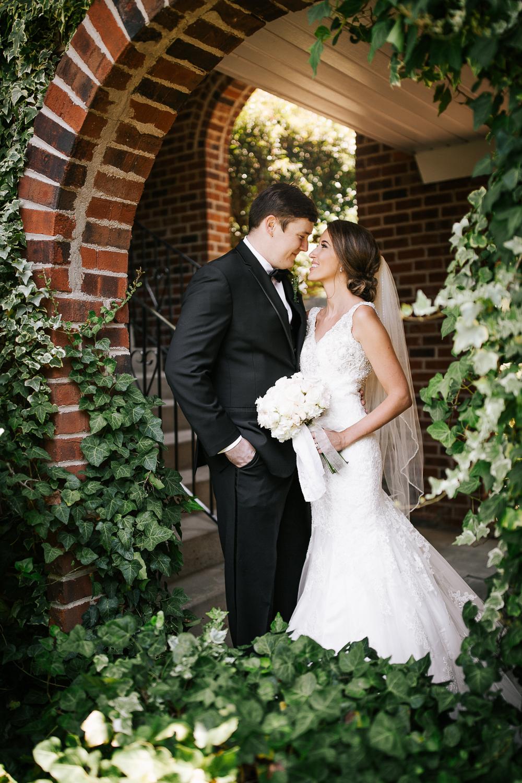 Memphis wedding photographer, Brooks Museum Wedding