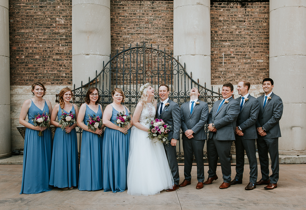 Memphis Wedding Photographer |  Architectural Artifacts, Inc. Wedding