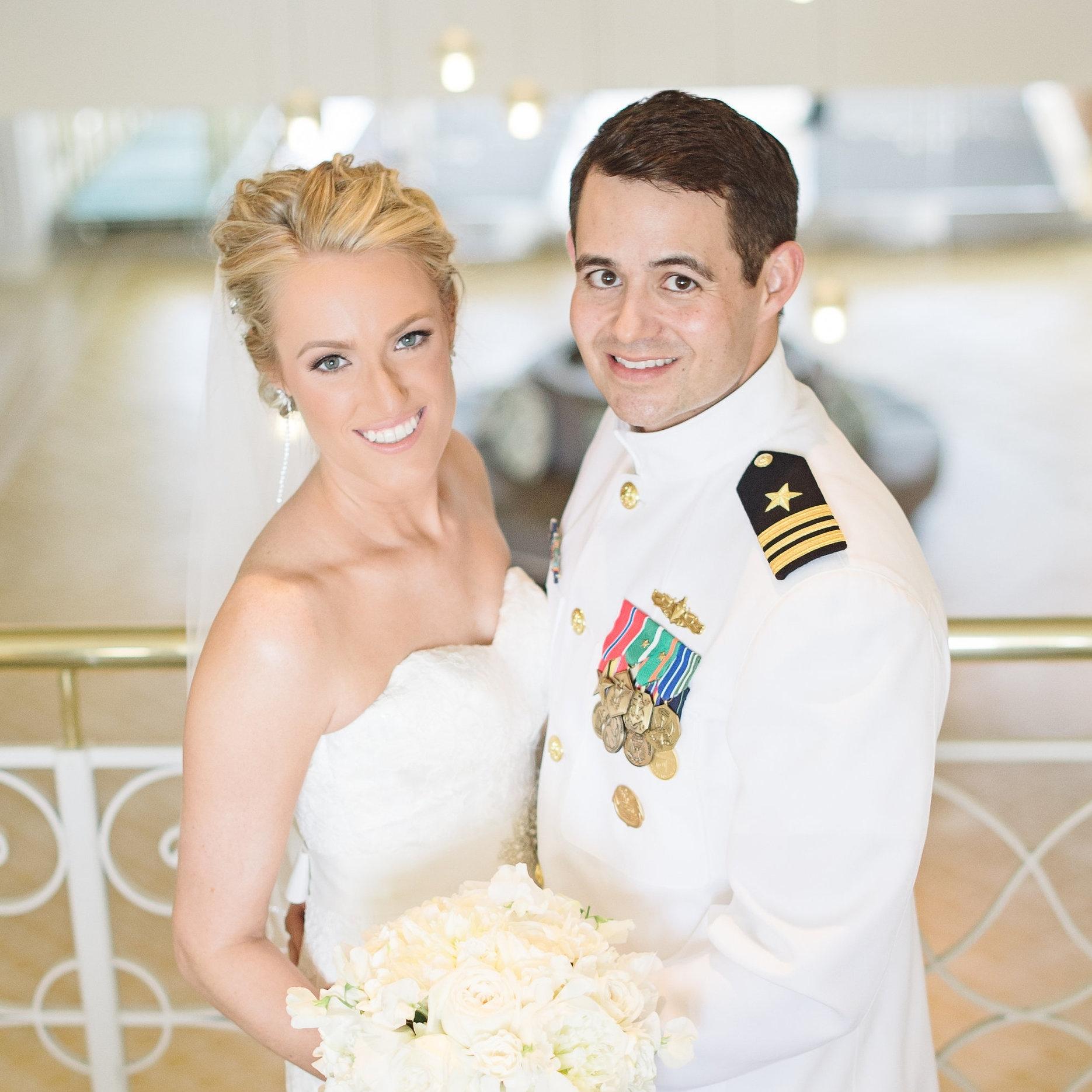 BLUSHING BEACH WEDDING