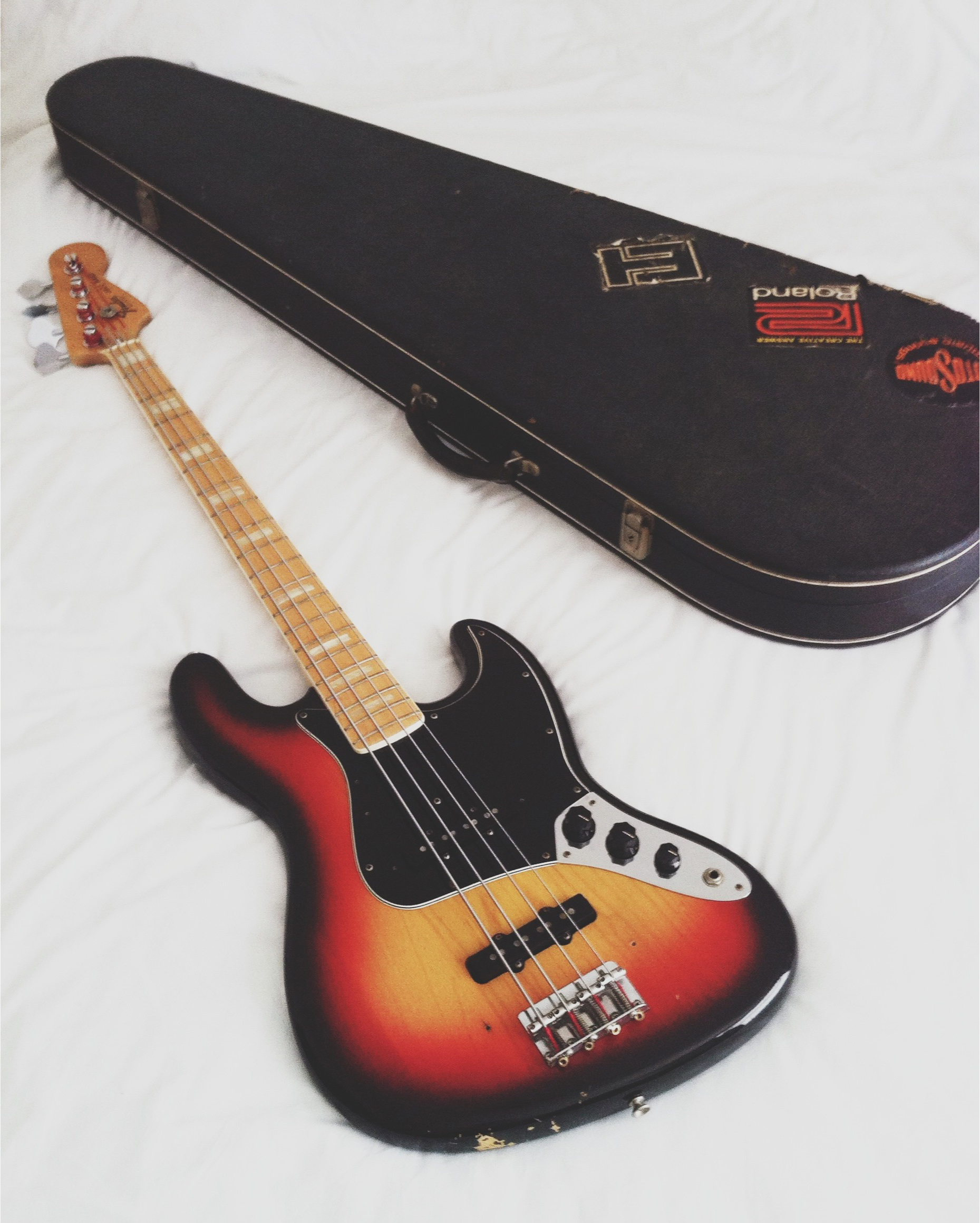 '70s Fender Jazz Bass