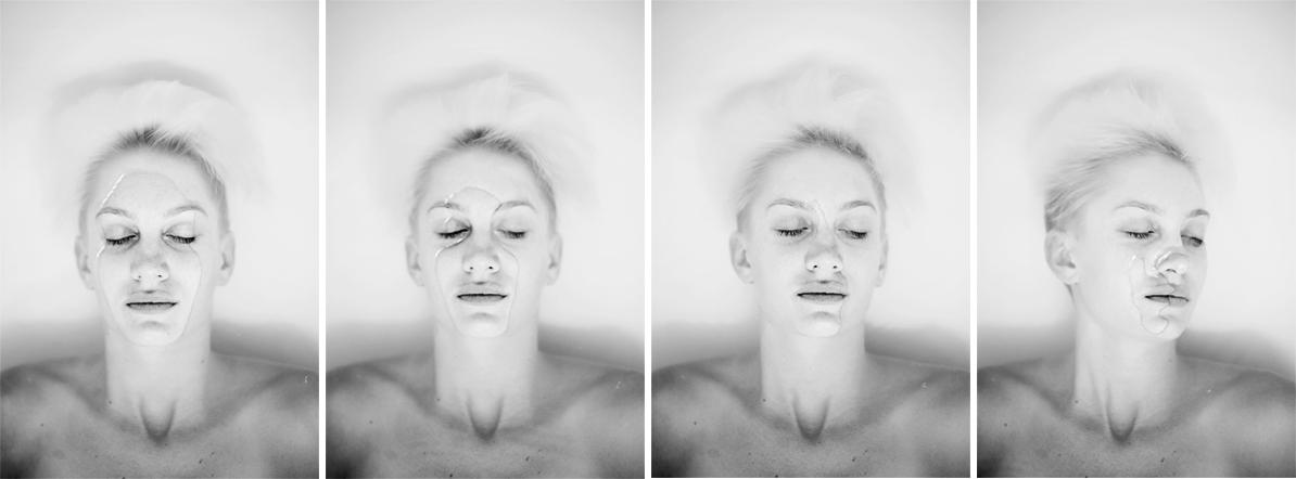 Model  Katie Joy  for  Writ&Worn