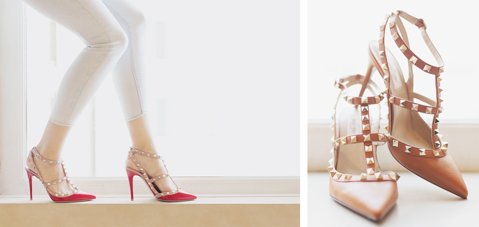 Valentino for Nordstrom:The Thread blog