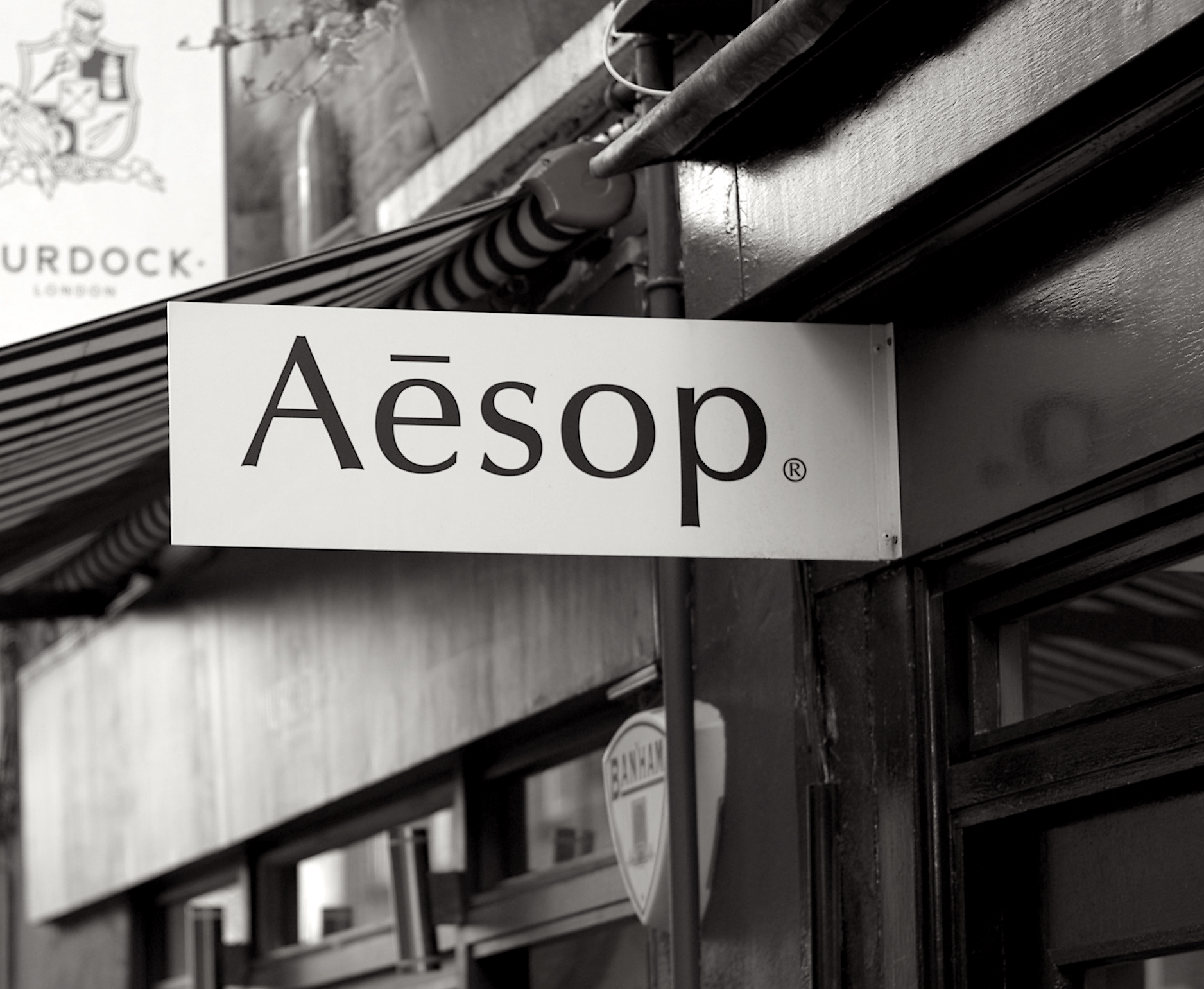 Aesop Store Redchurch Street