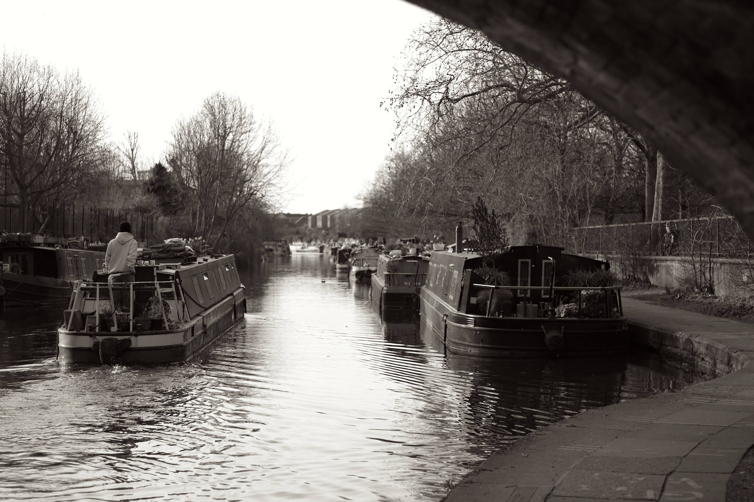 Regents Canal by Casual Snob