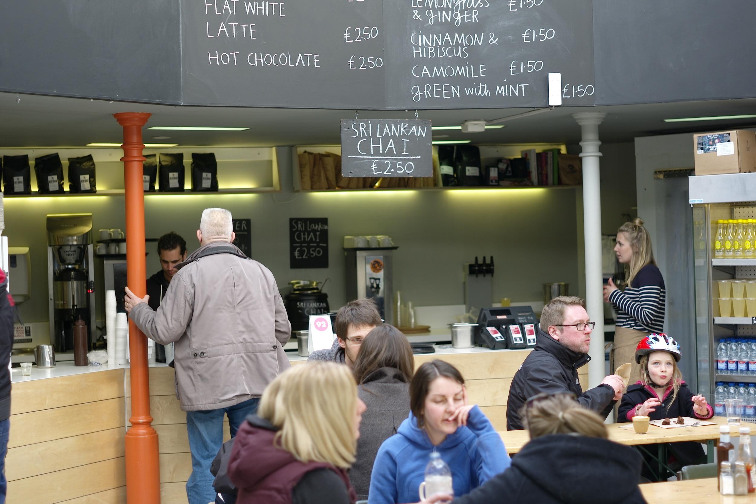 Casual snob Pavilion Cafe