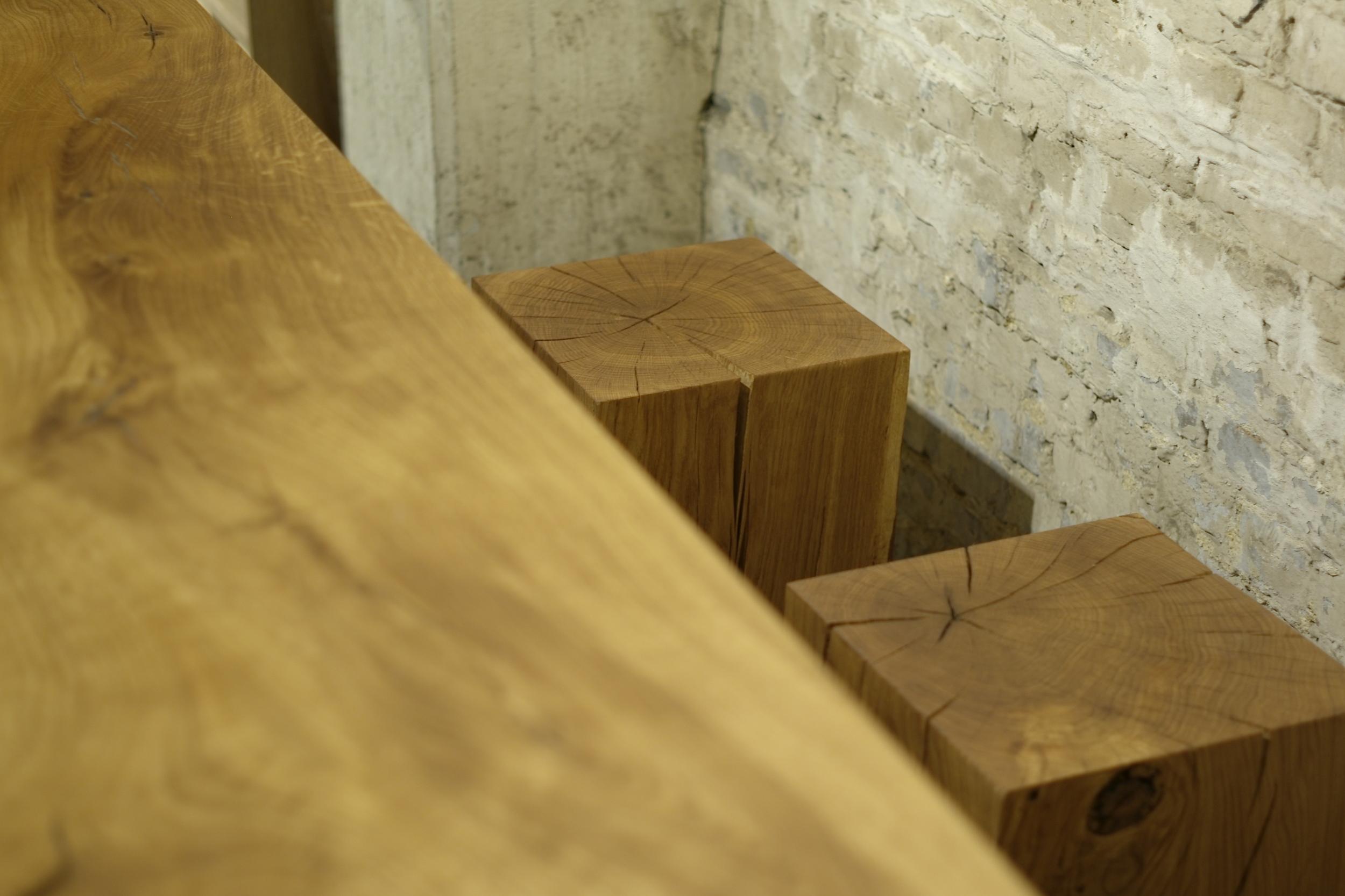 Wooden Stools - Casual snob.JPG