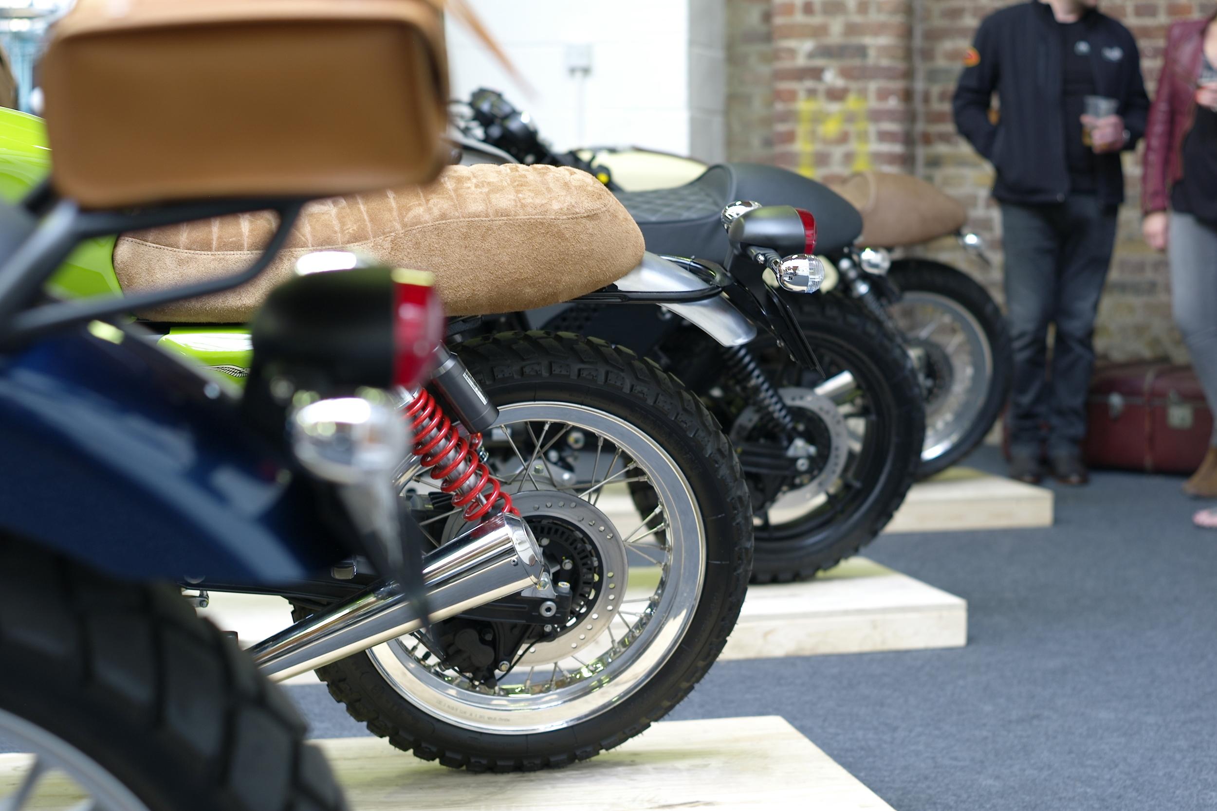Casual snob - Bike Shed 2015