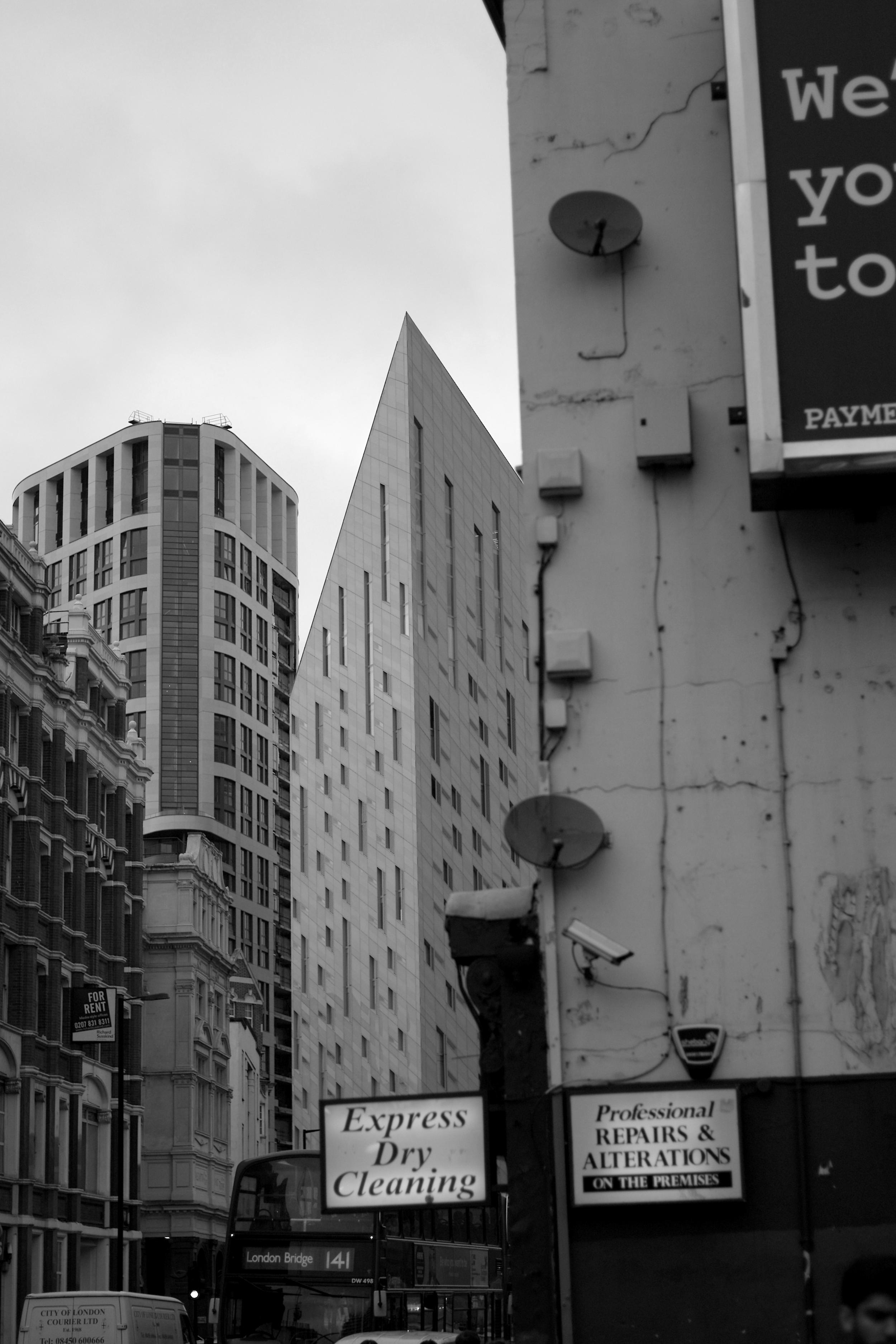 Casual snob - Old Street 1