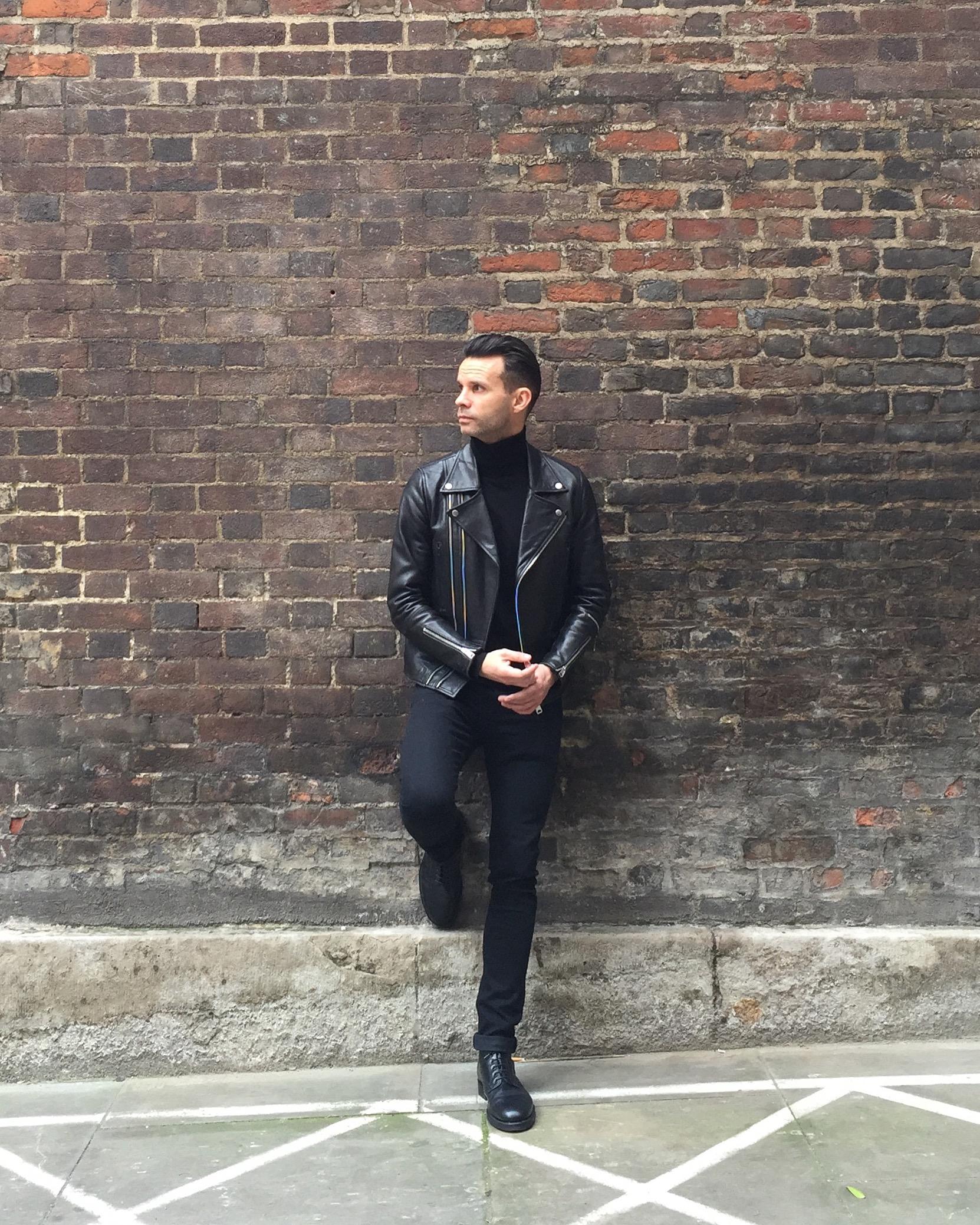 Cs Bartosz Gajec Izzue Leather Biker Jacket.JPG