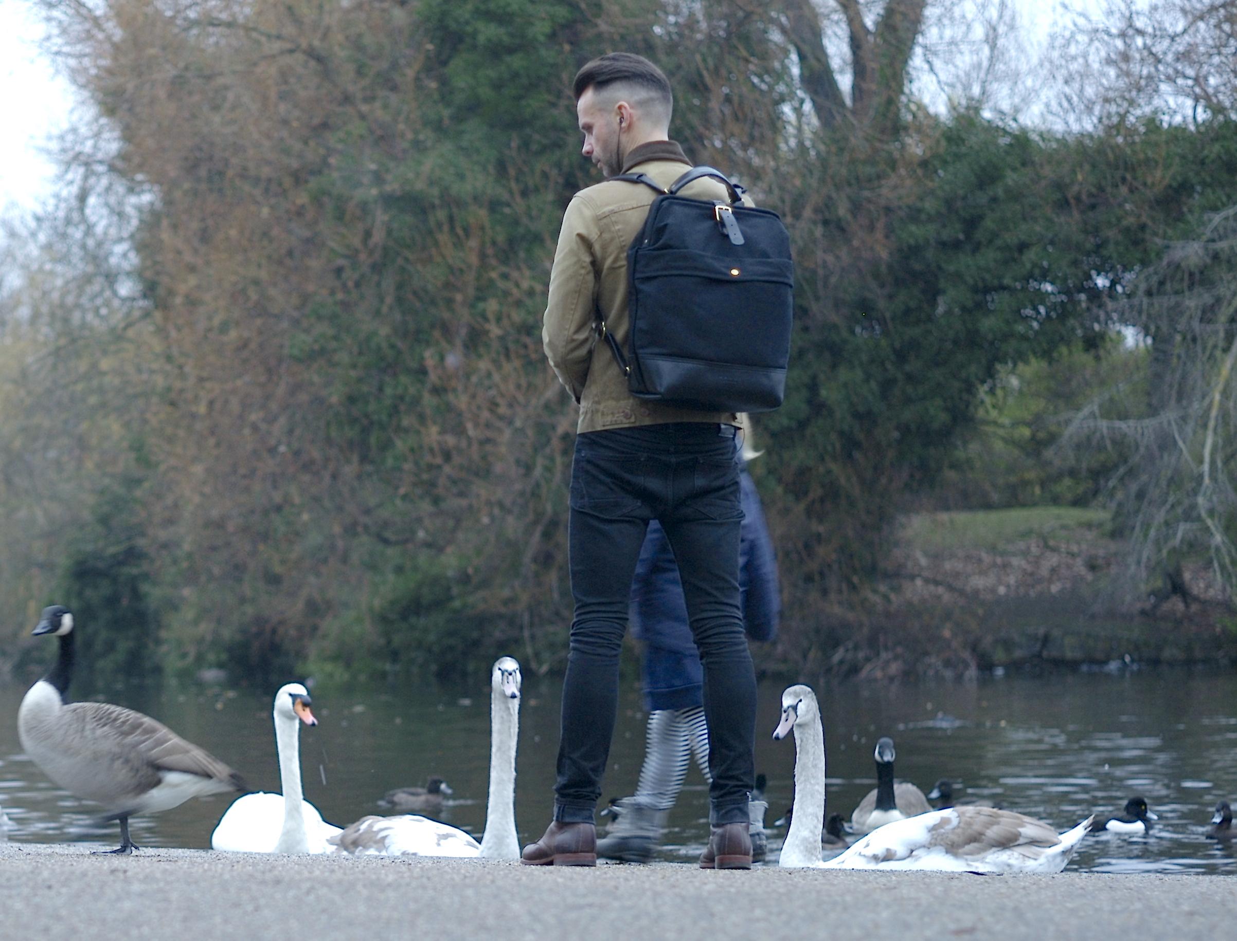 Casual snob John Hybrid Backpack 1.JPG