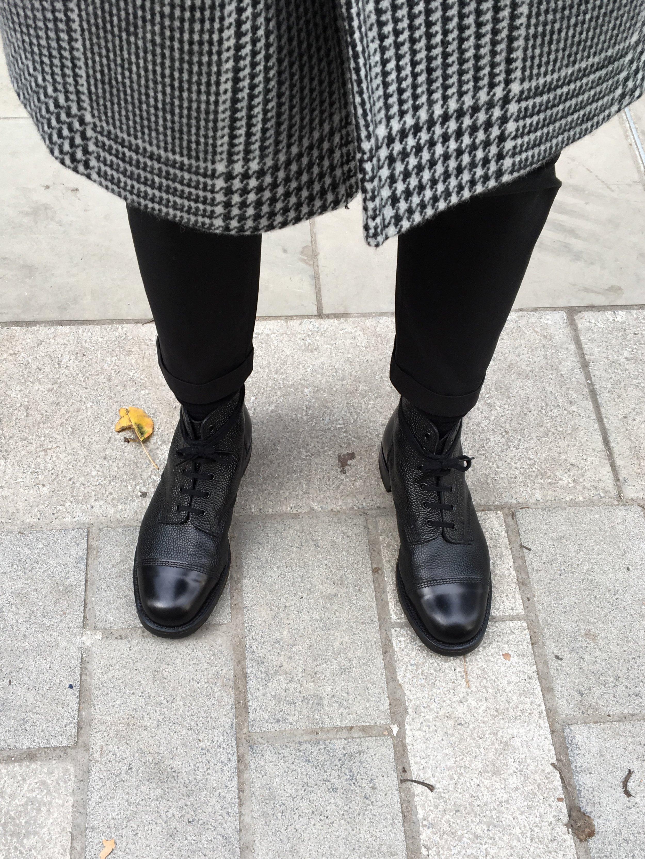 Casual snob - Sanders Officer Boots.jpg