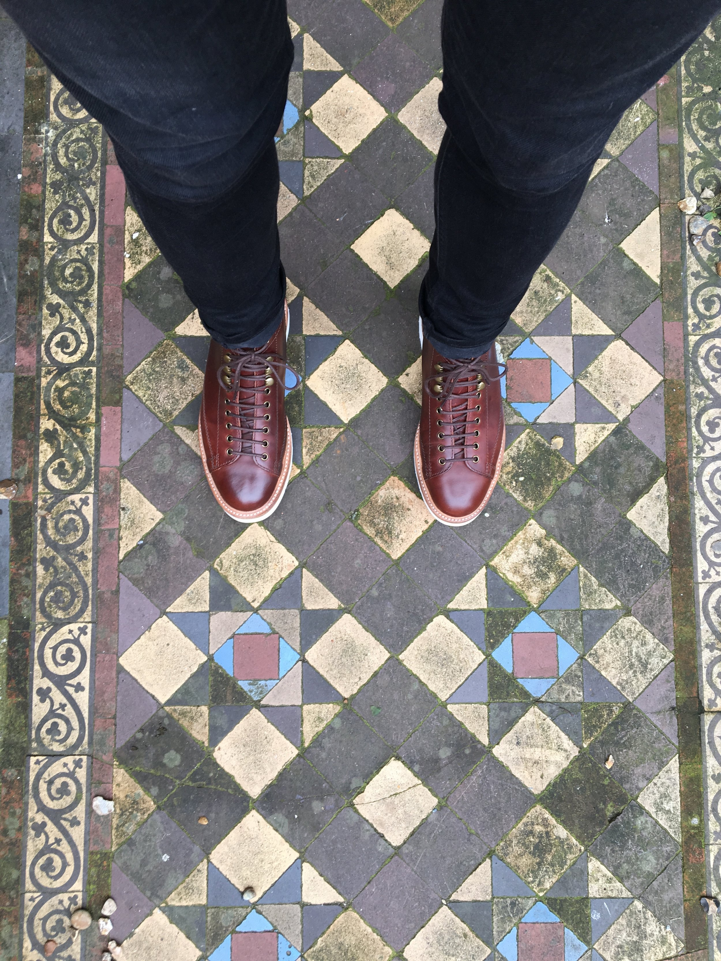 Casual snob - Grenson Andy Monkey Boots 6.JPG