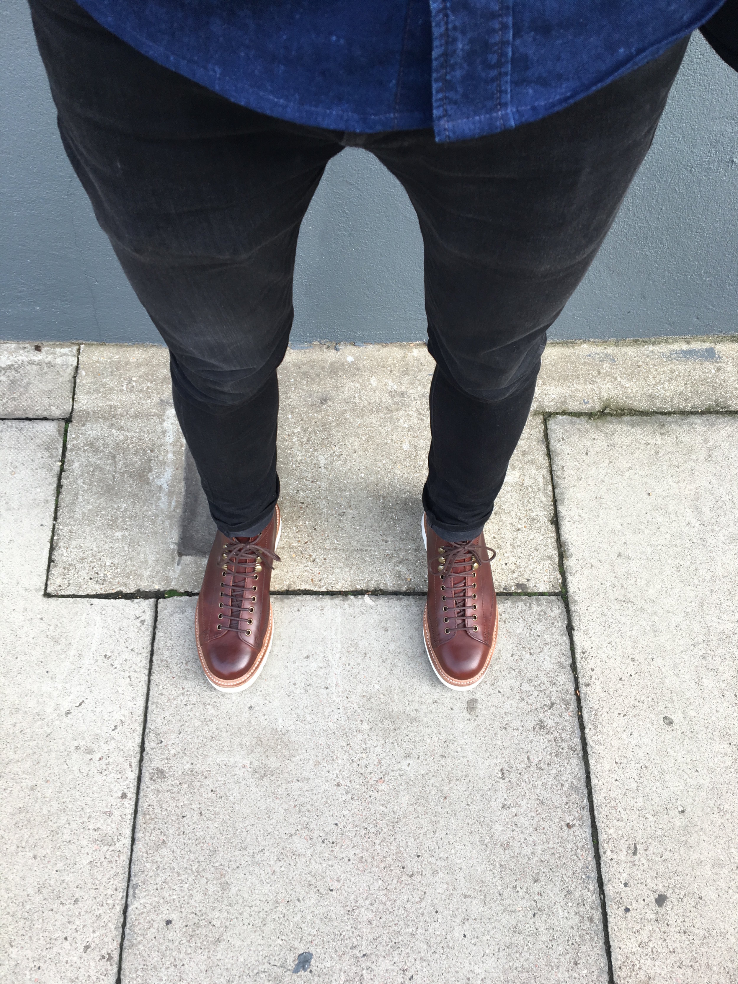 Casual snob - Grenson Andy Monkey Boots 5.JPG