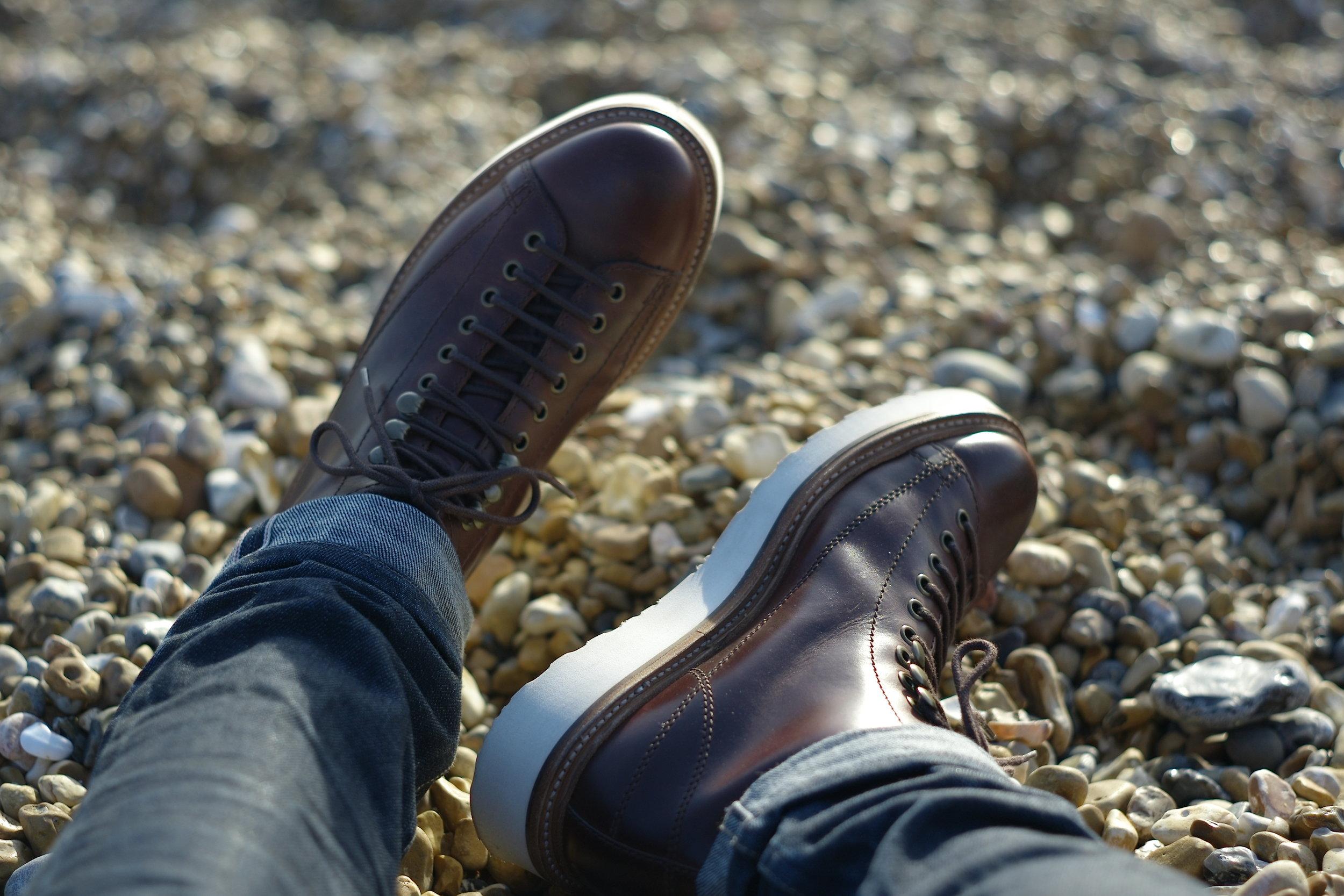Bartosz Gajec - Casual snob - Grenson Andy Boots 1.JPG