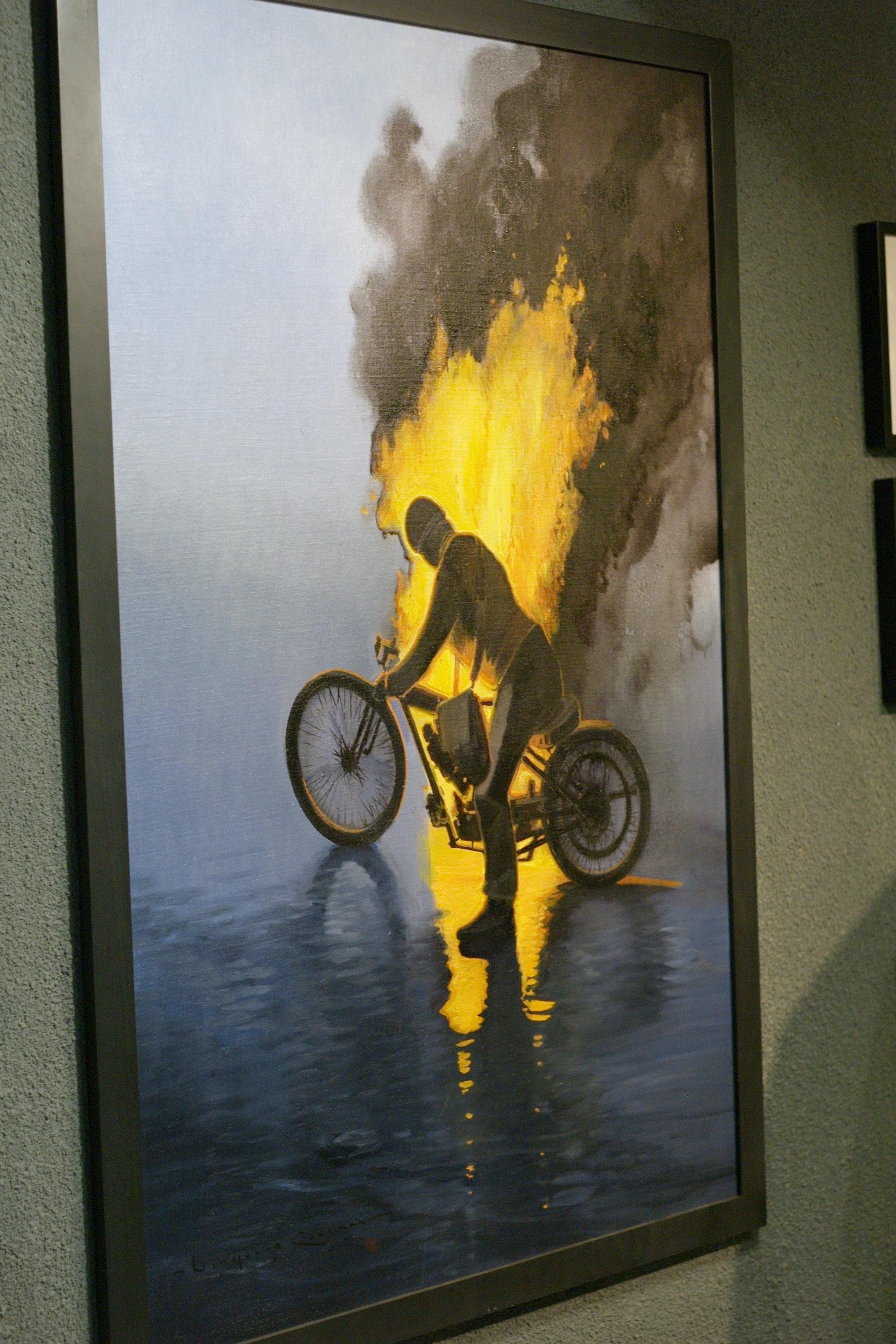 Casual snob - Nicholas Coleman Exhibition at Bolt 11.JPG