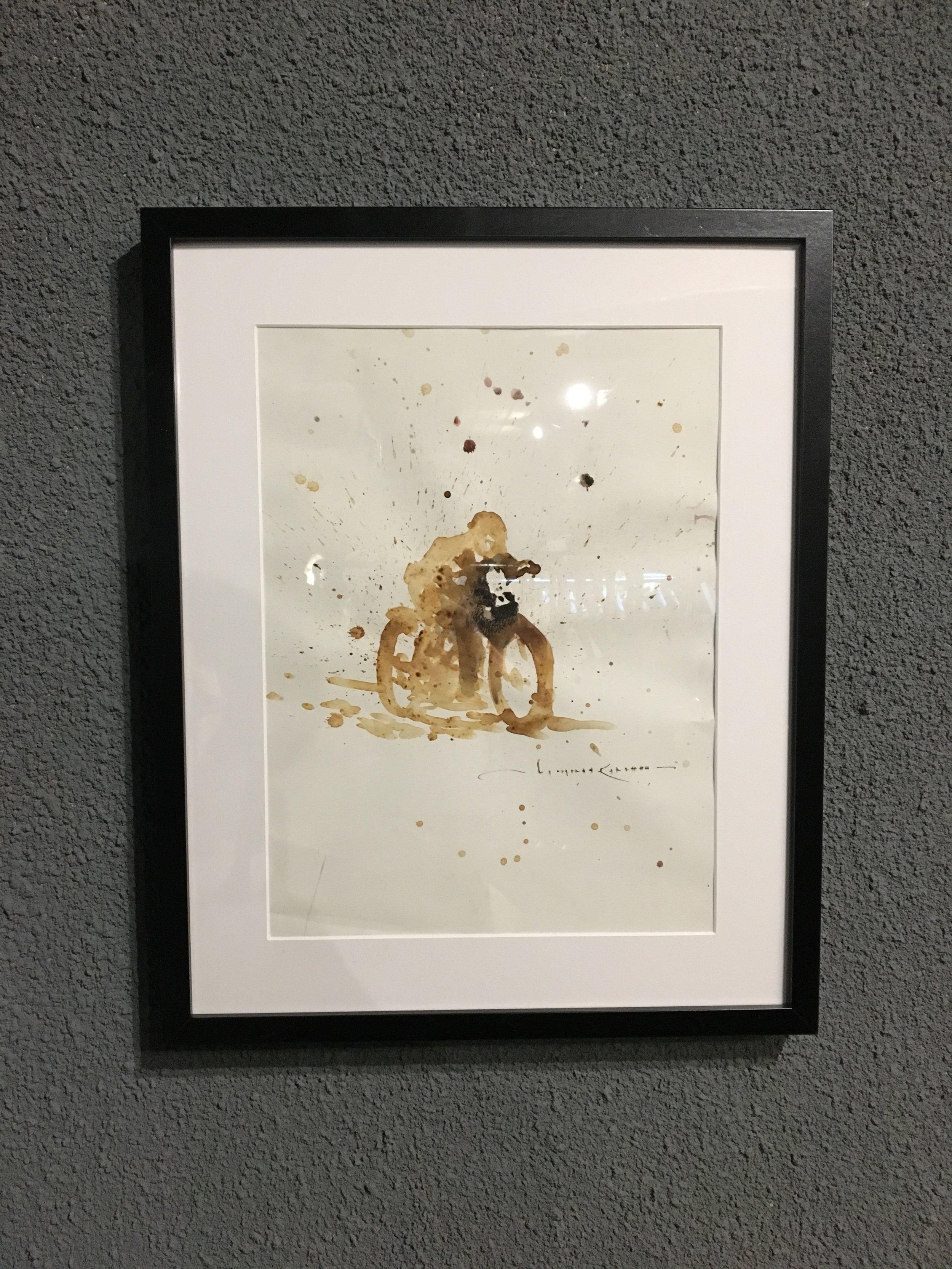 Casual snob - Nicholas Coleman Exhibition at Bolt 23.JPG