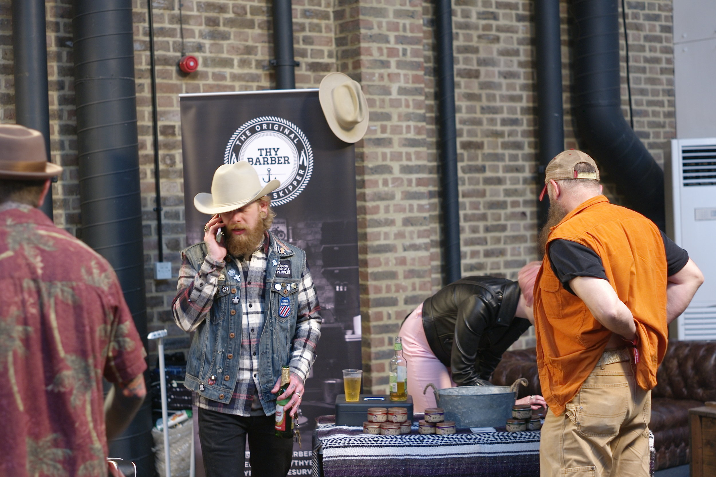 Casual snob - Bikeshed London 2018 Thy Barber.JPG