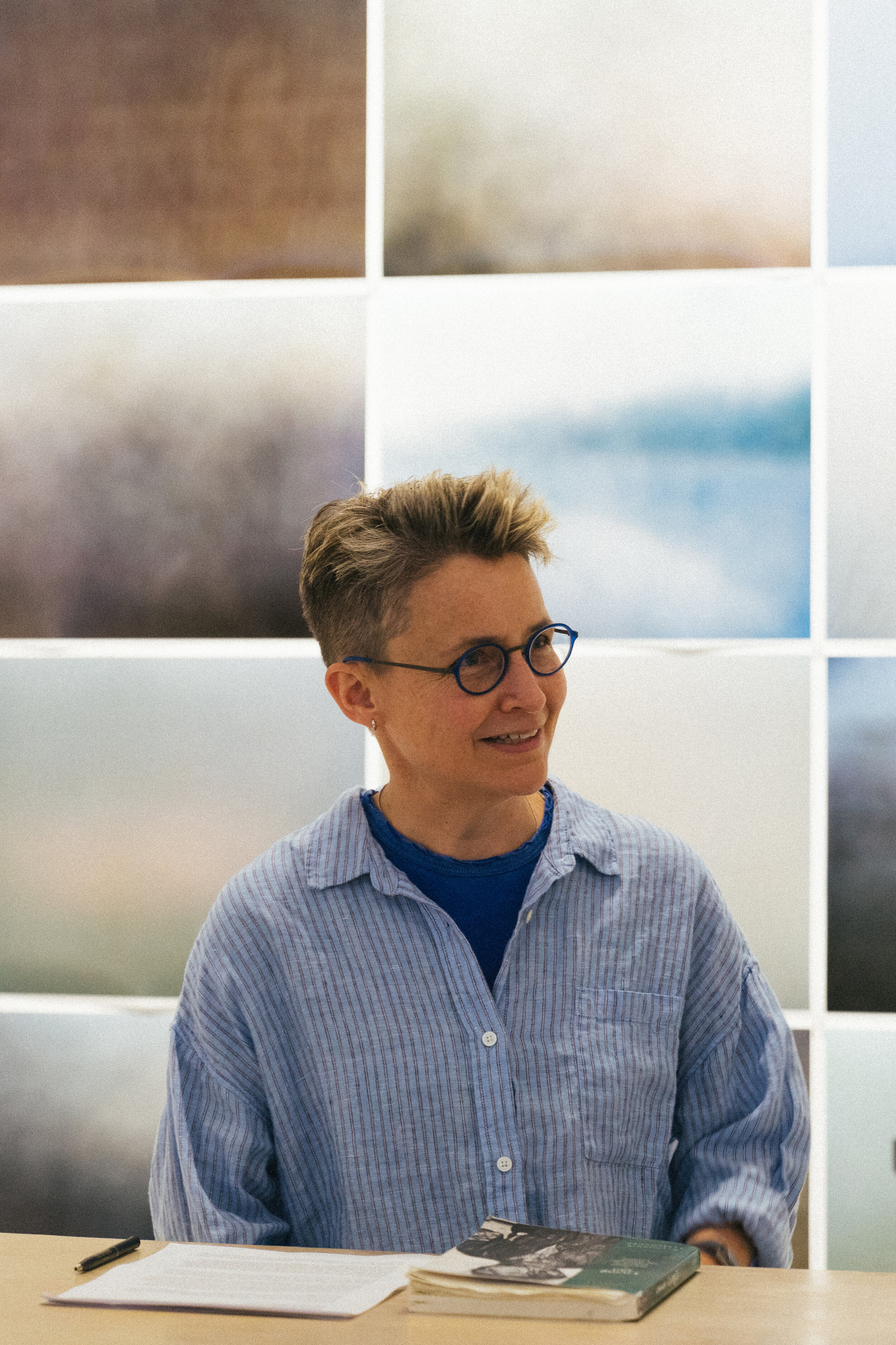 Stephanie LeMenager in conversation with artist, curator, and writer Caitlin Chaisson at Access Gallery, Vancouver, B.C.