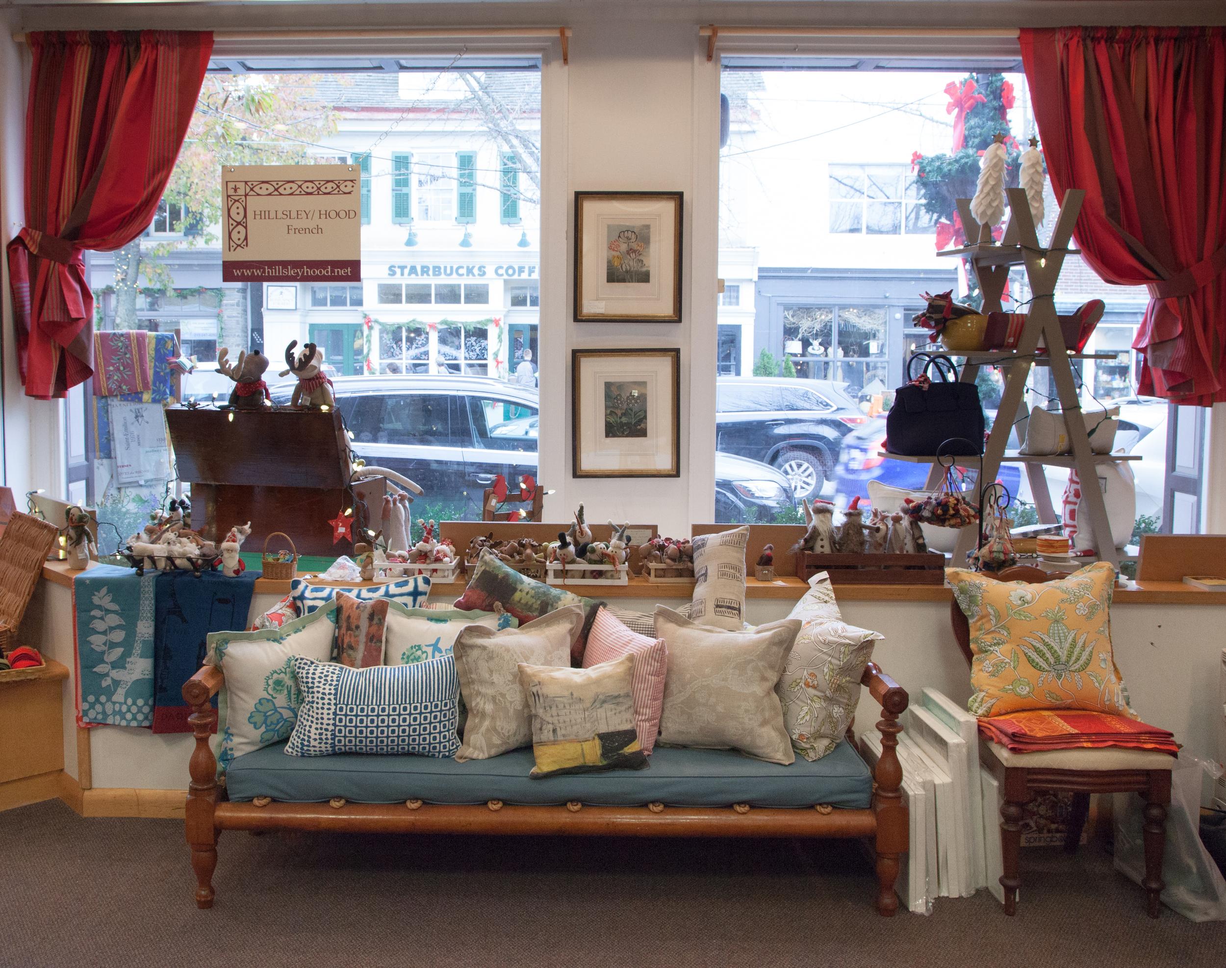 Hillsley/Hood Shop 2015