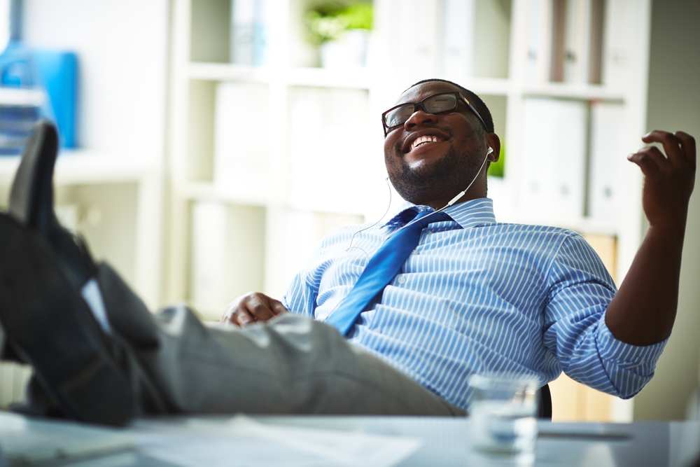 Taking breaks from work actually makes us more productive. Check out these articles from  Harvard Business Review ,  Fast Company  and  The New York Times