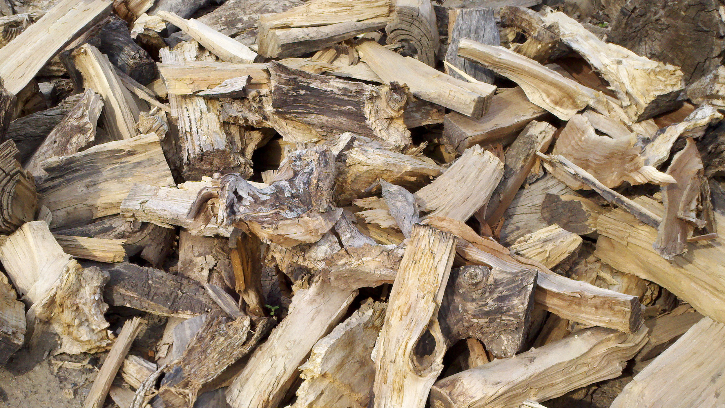 A medium hardwood and excellent cooking fuel praised for its mild, sweet smoke.
