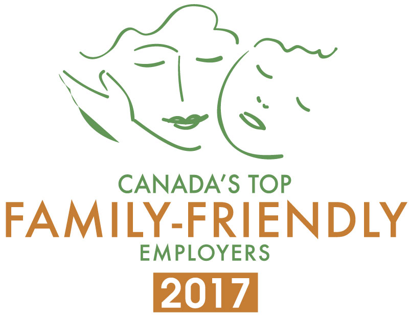 Canada's Top Family-Friendly Employers 2017