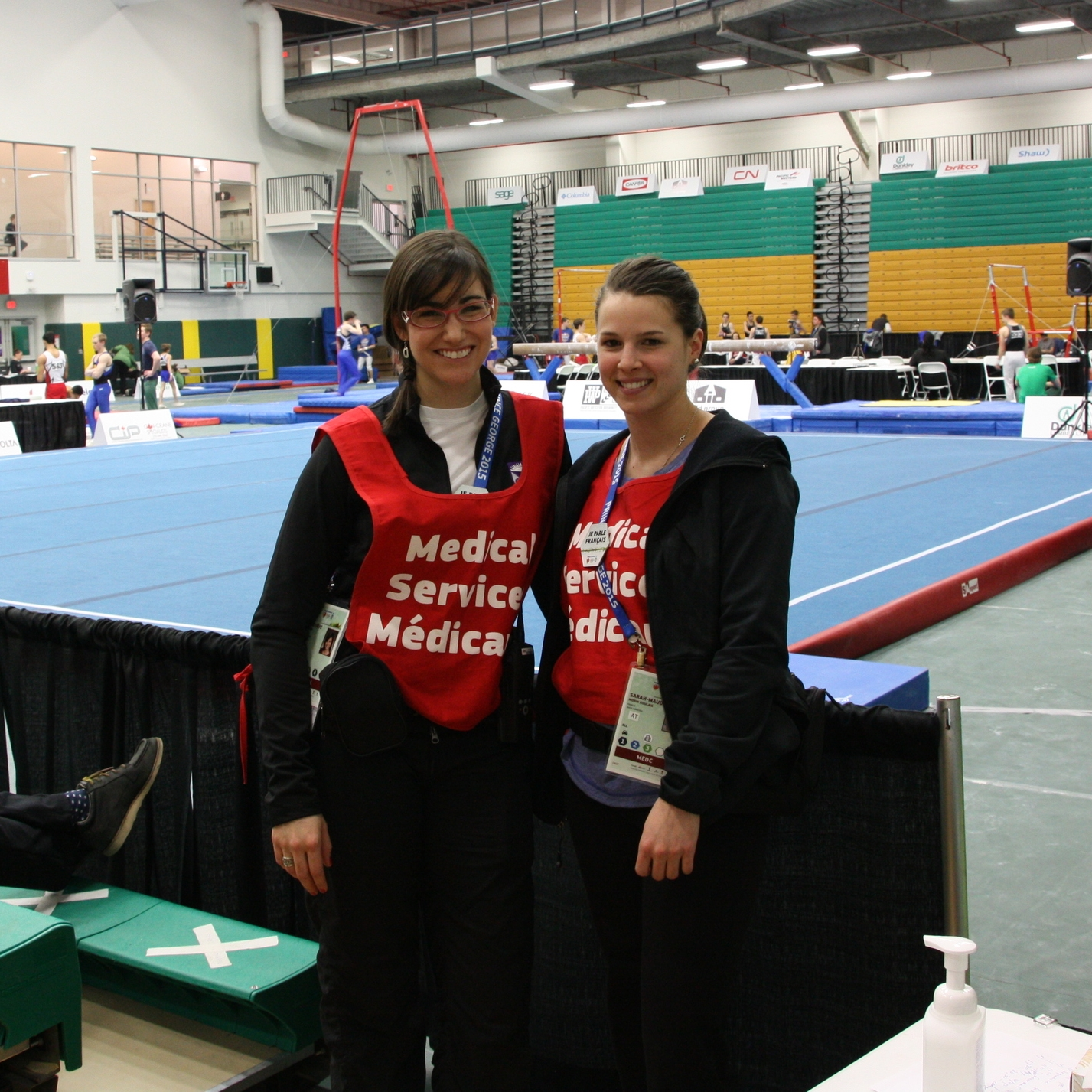 2015 Canada Winter Games, Prince George