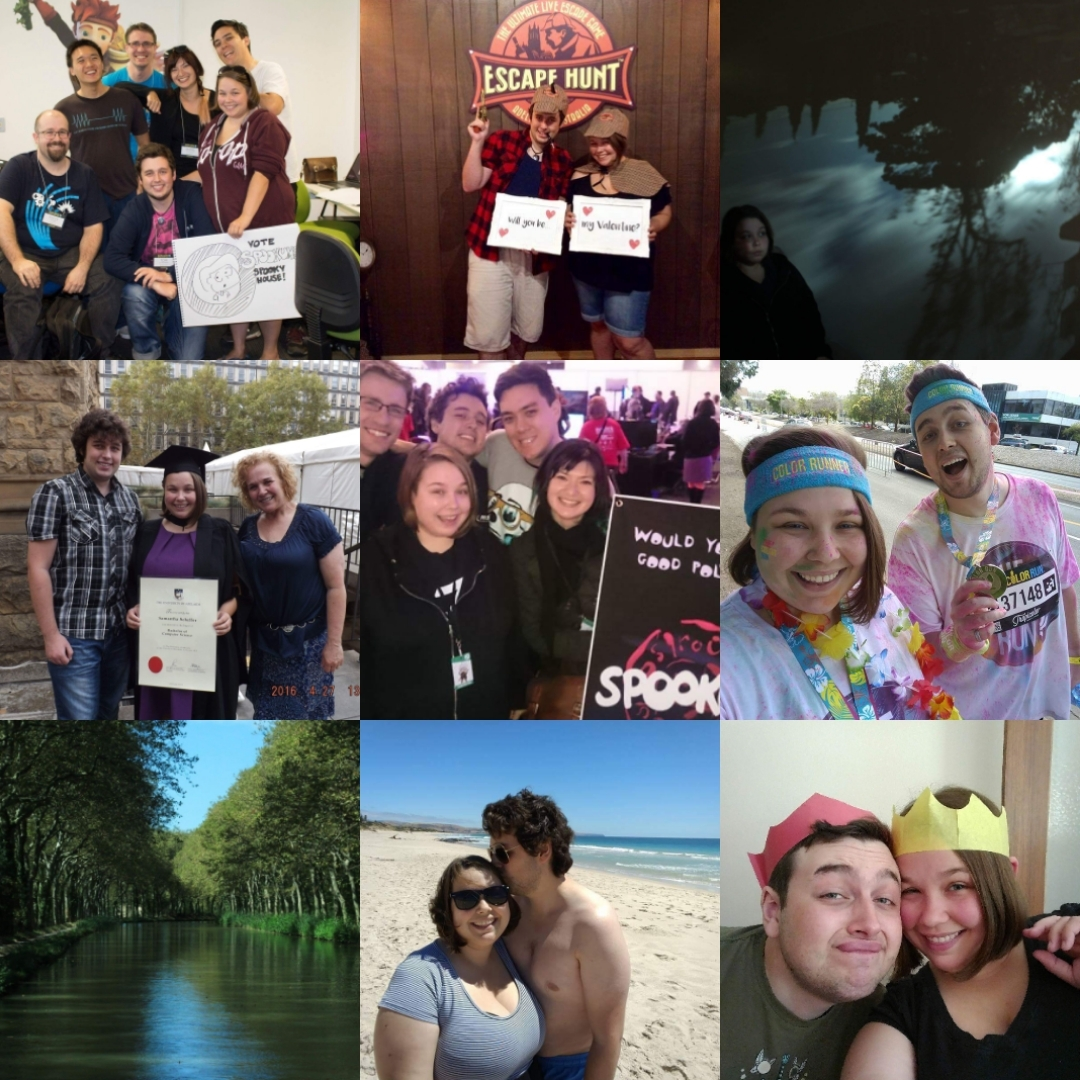 Some of my favourite moments in 2016~