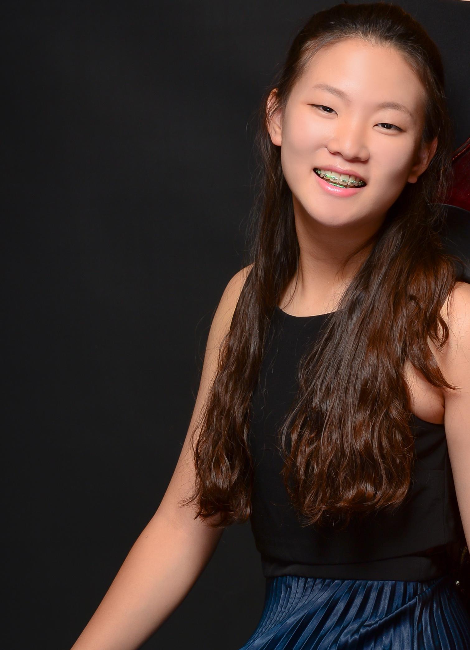 Ashley Kim Age 17 Demarest, NJ