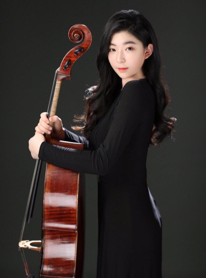Nagyeom Jang, Cello Age 17 Hicksville, NY